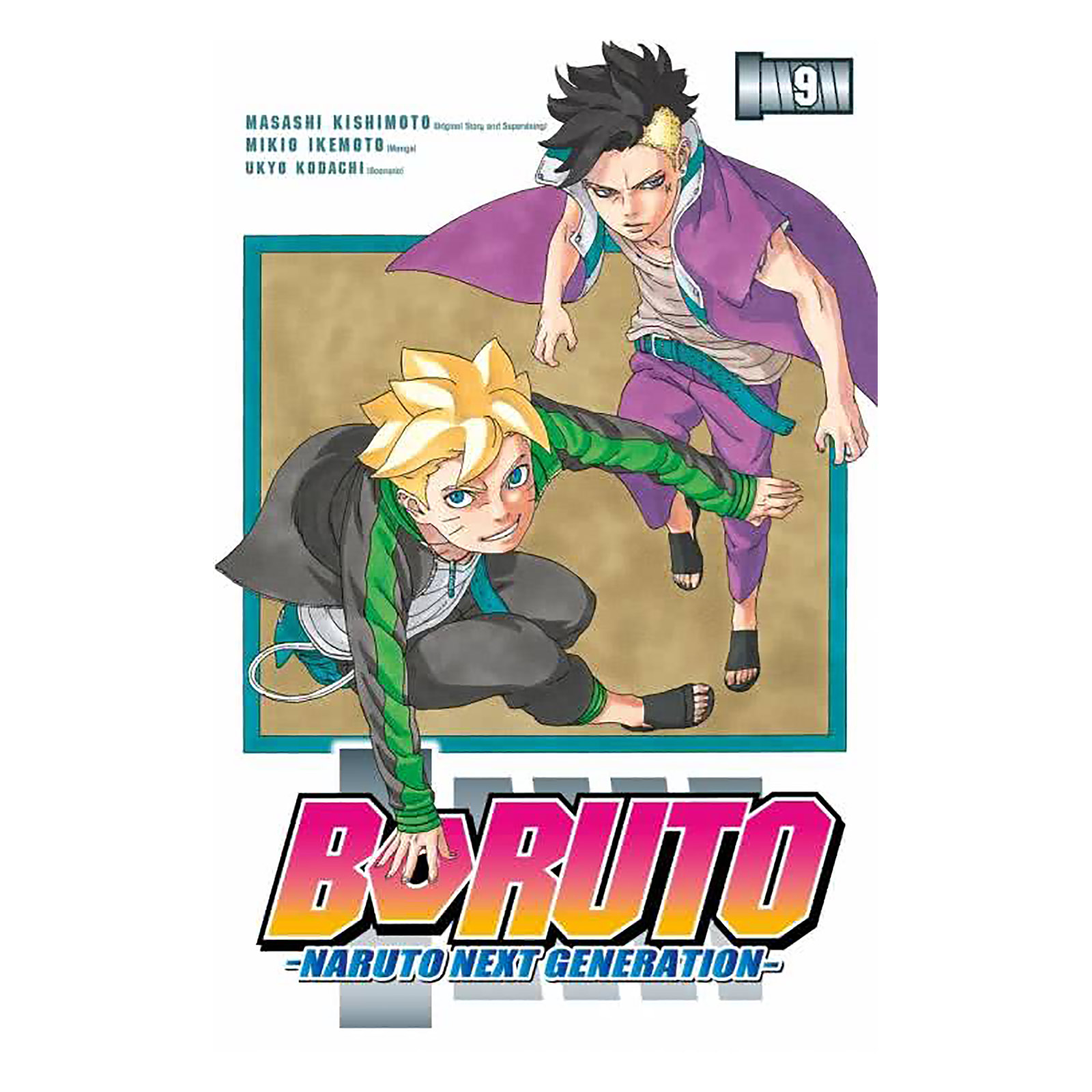 Boruto - Naruto the next Generation Band 9 Taschenbuch