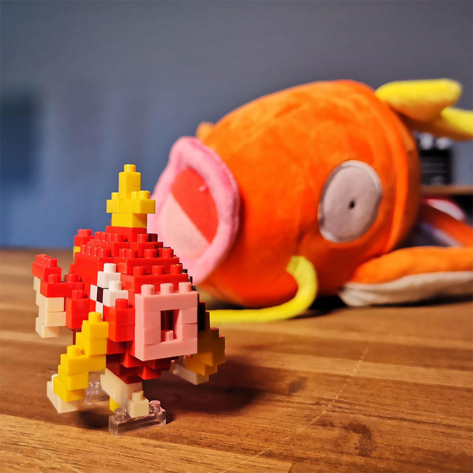 Pokemon - Karpador nanoblock Mini Baustein Figur