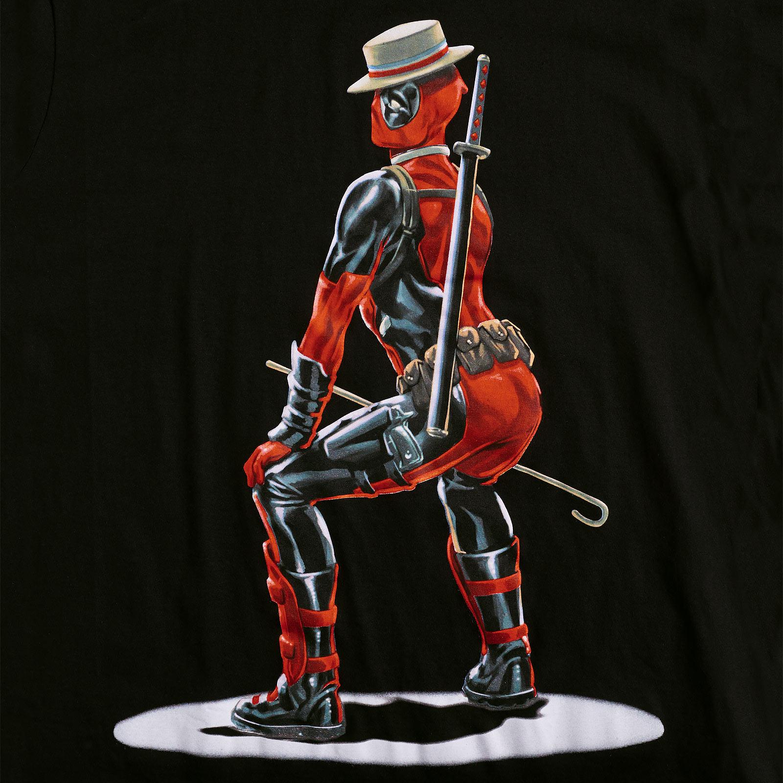 Deadpool - Artist T-Shirt schwarz