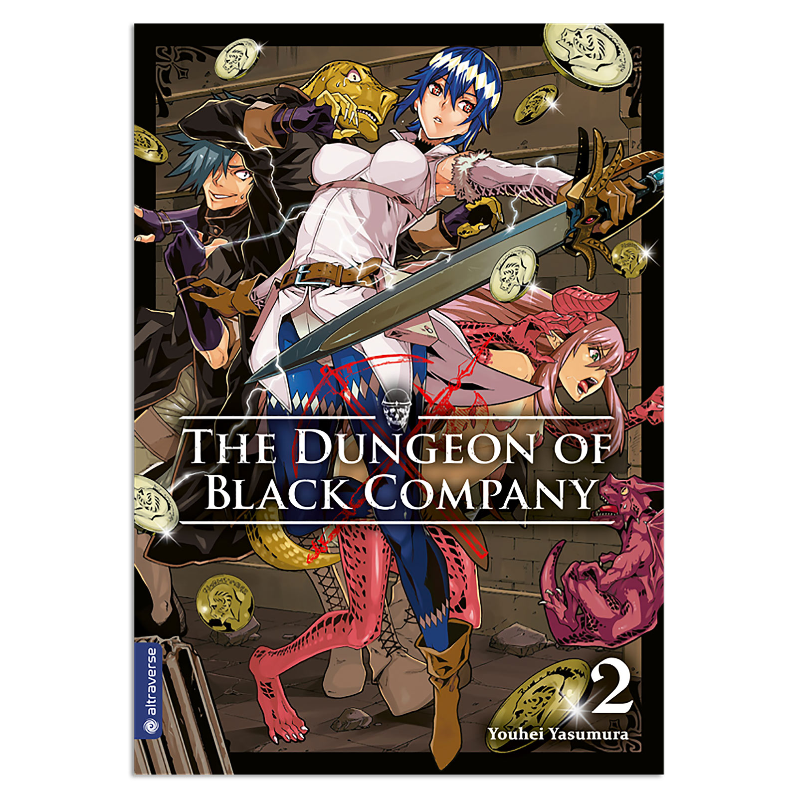 The Dungeon of Black Company - Band 2 Taschenbuch