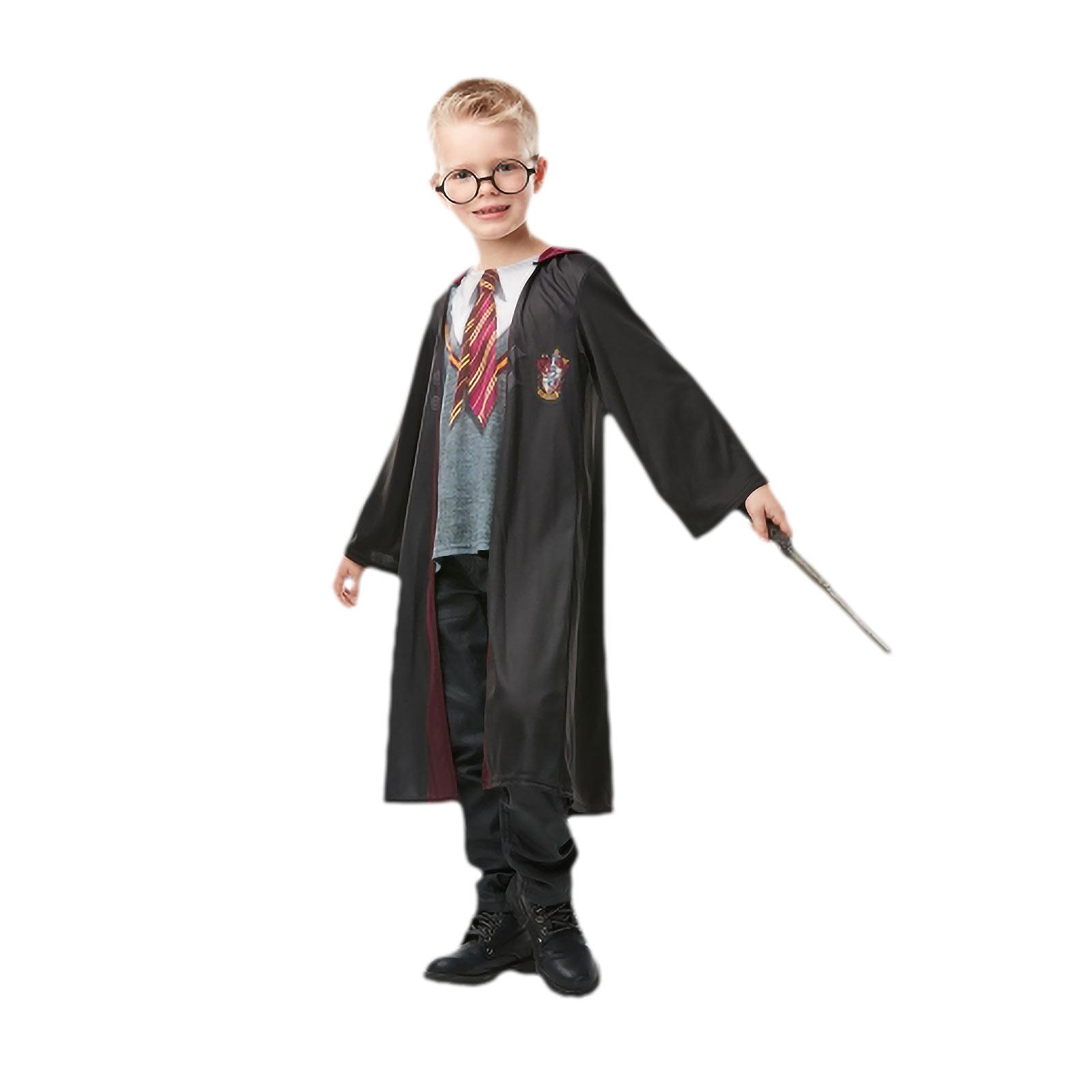 Harry Potter - Kostüm-Set Kinder 3-teilig