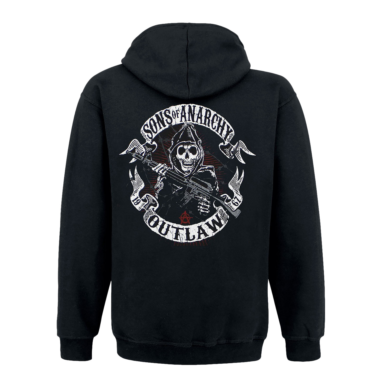 Sons of Anarchy - American Outlaw Hoodie
