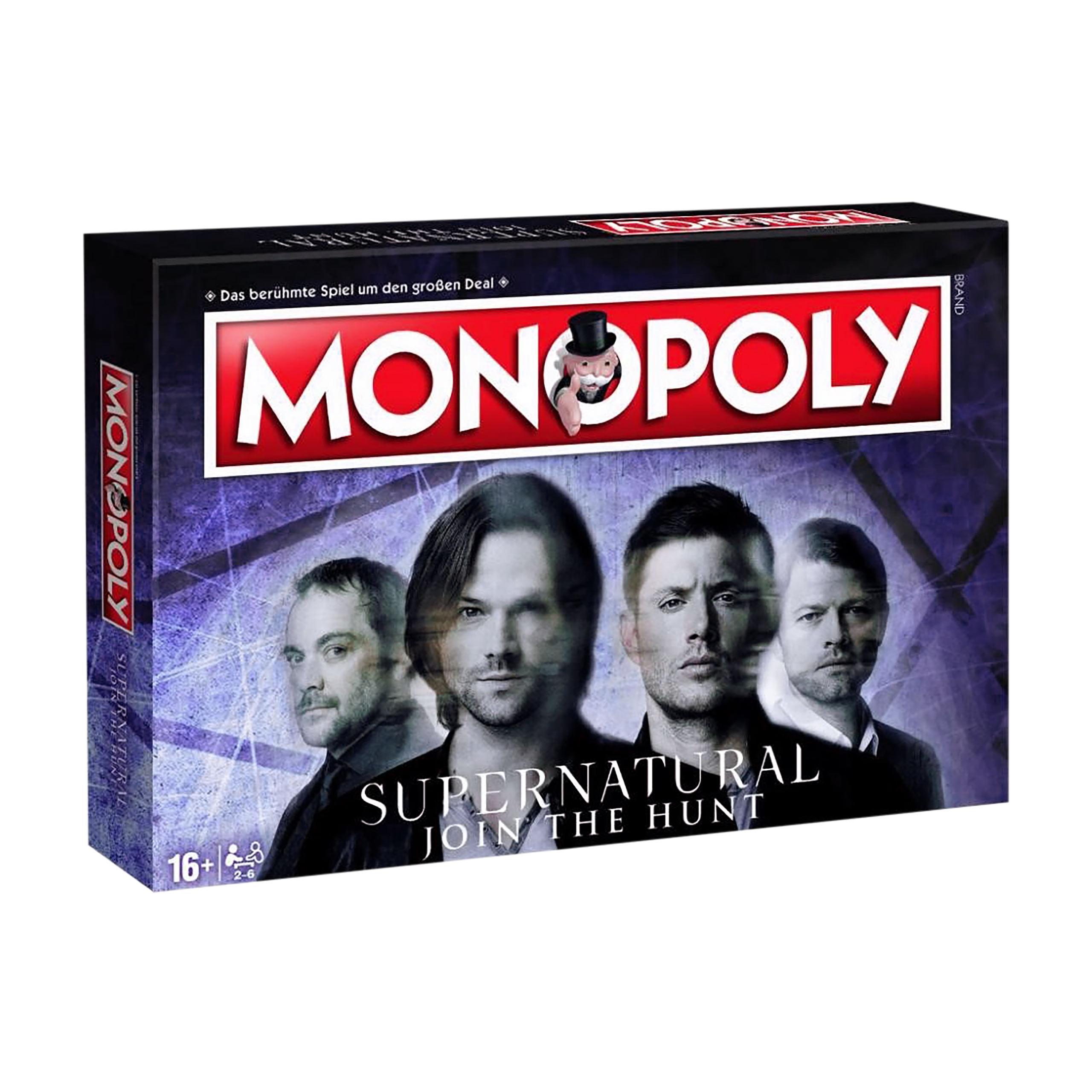Supernatural - Monopoly