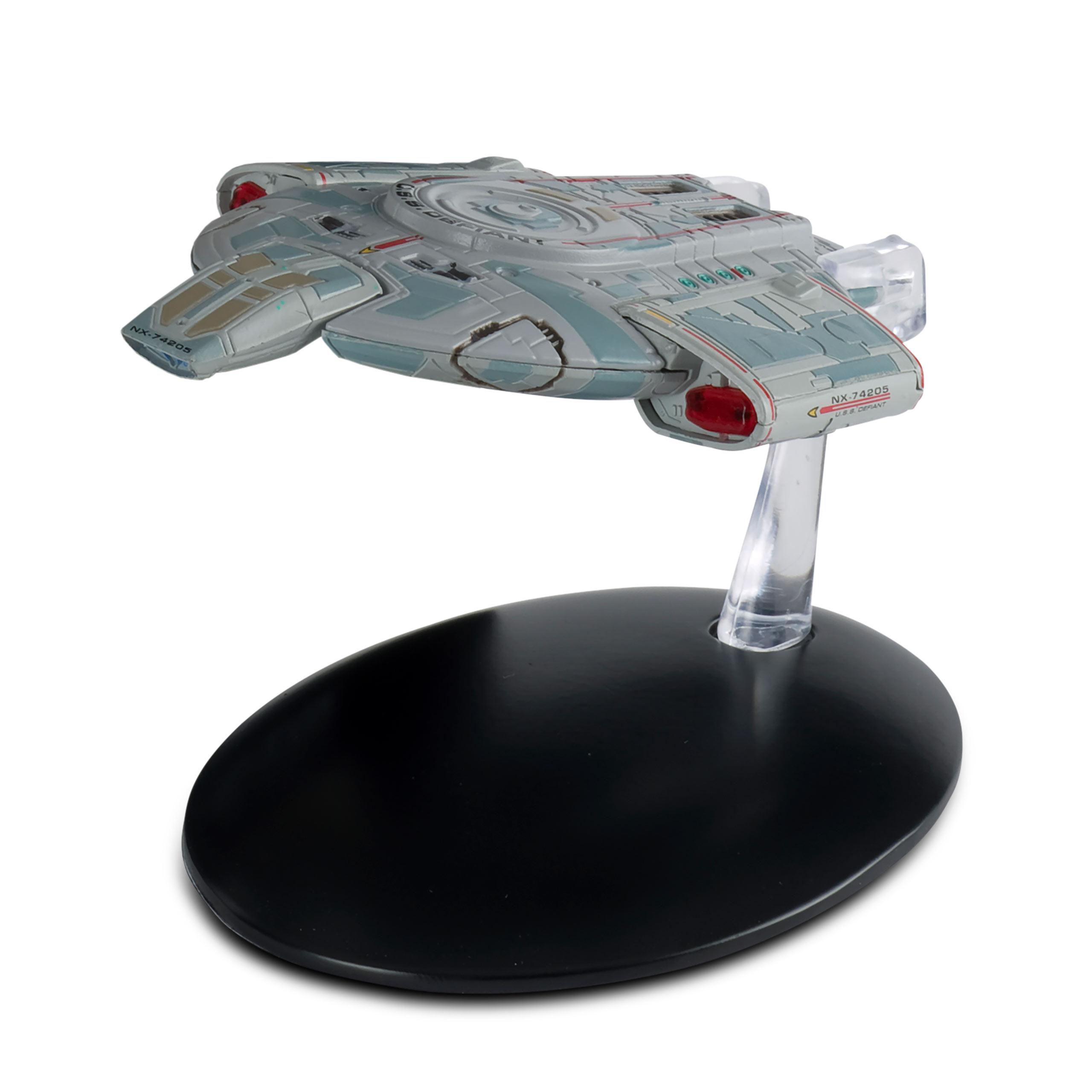 Star Trek - Raumschiff U.S.S. Defiant NX-74205 Hero Collector Figur