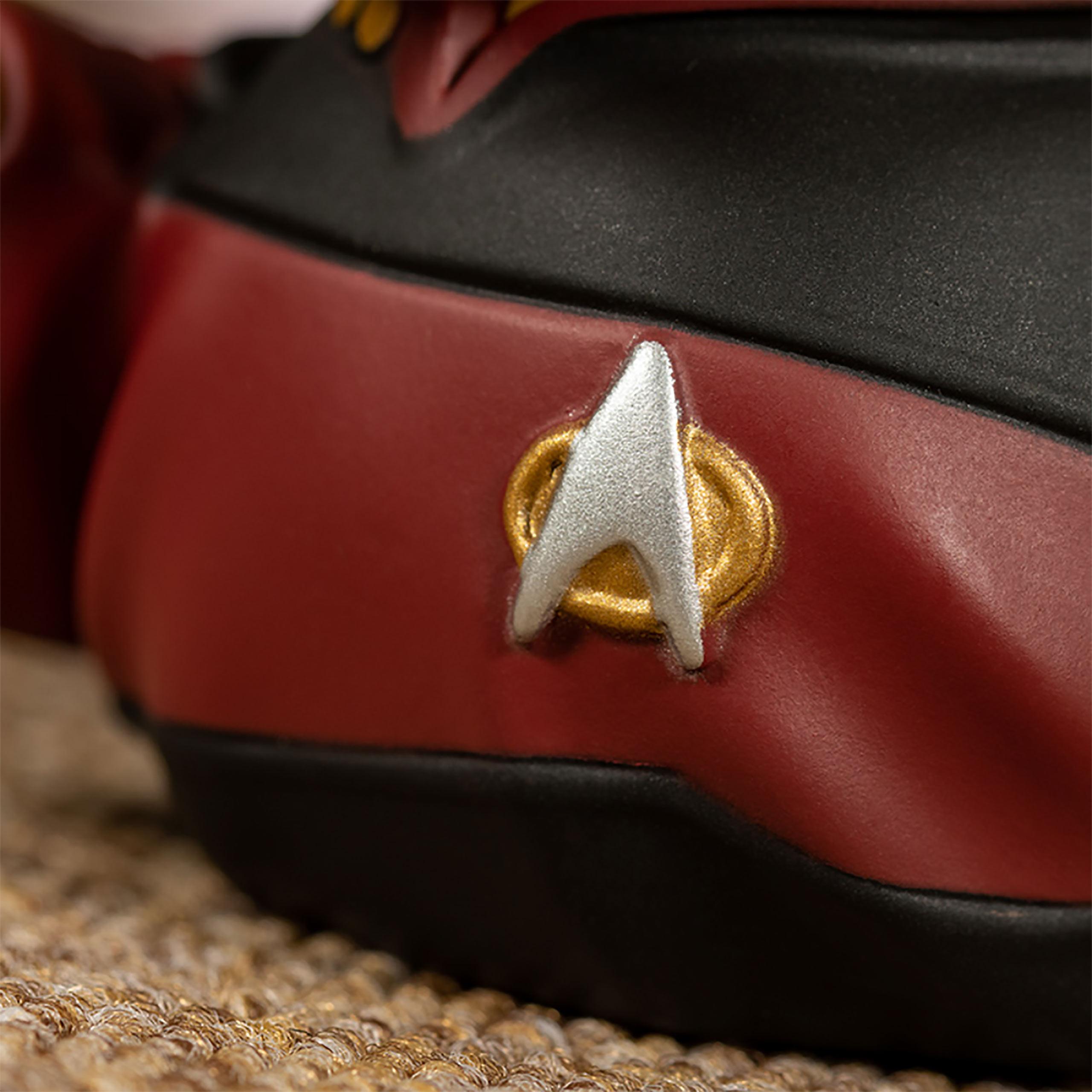 Star Trek - Jean-Luc Picard TUBBZ Deko Ente