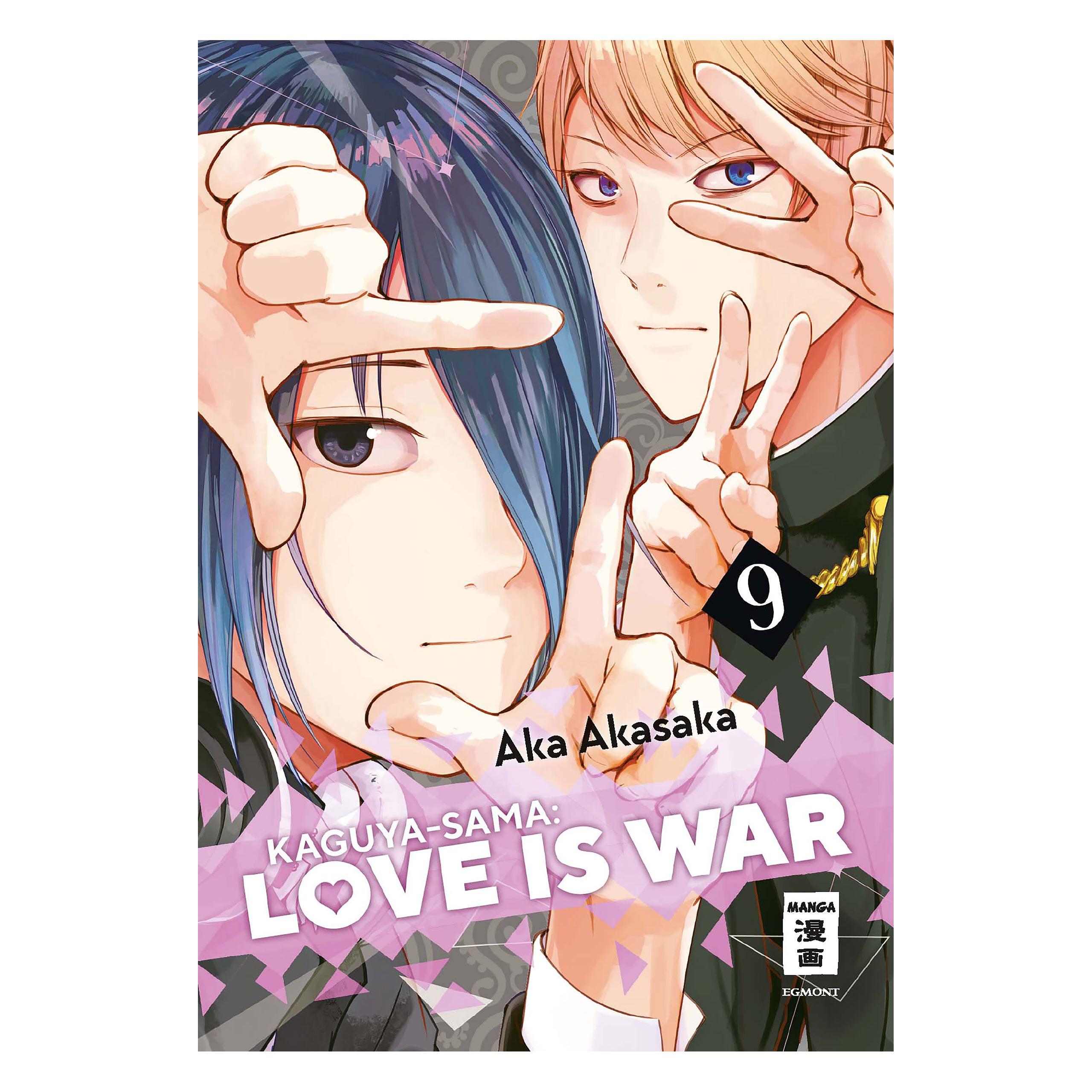 Kaguya-sama - Love is War Band 9 Taschenbuch