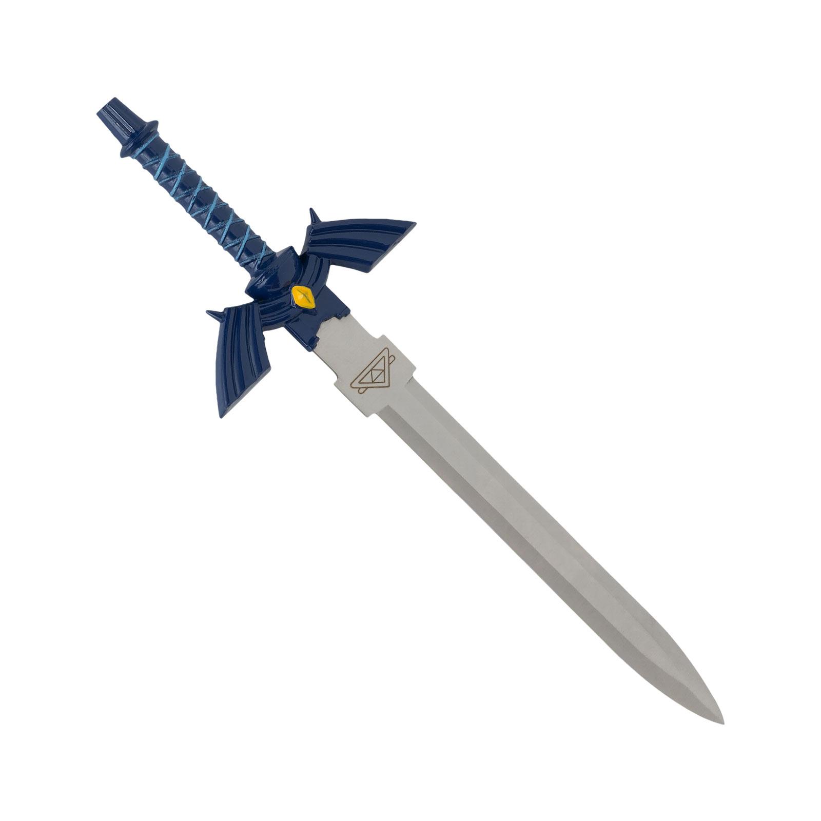 Masterschwert Miniatur Replik mit Scheide für Zelda Fans