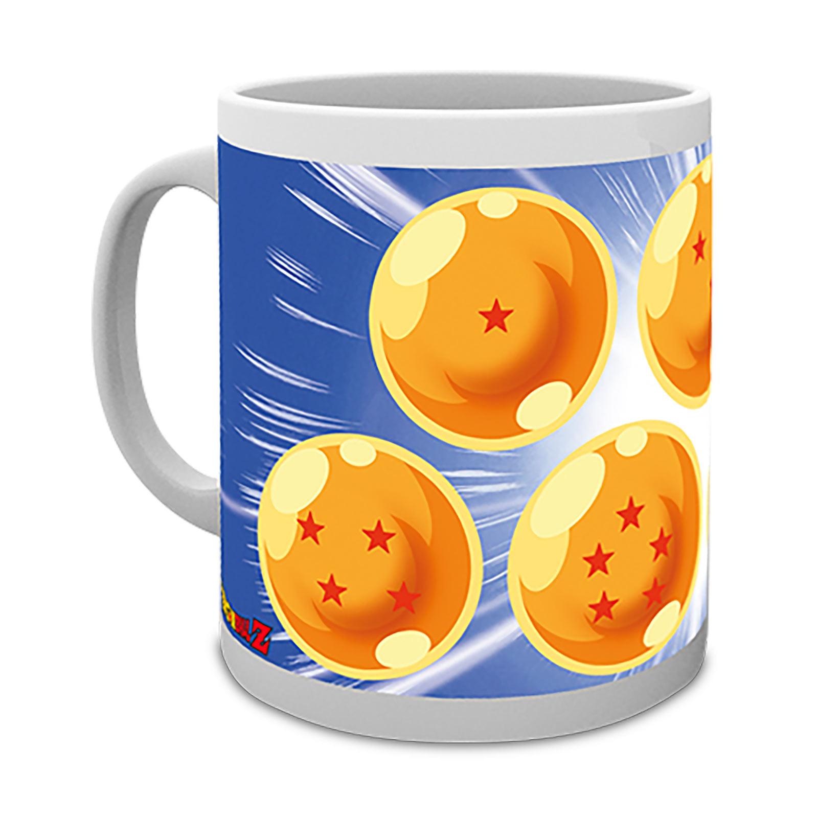 Dragon Ball Z - Dragonballs Tasse