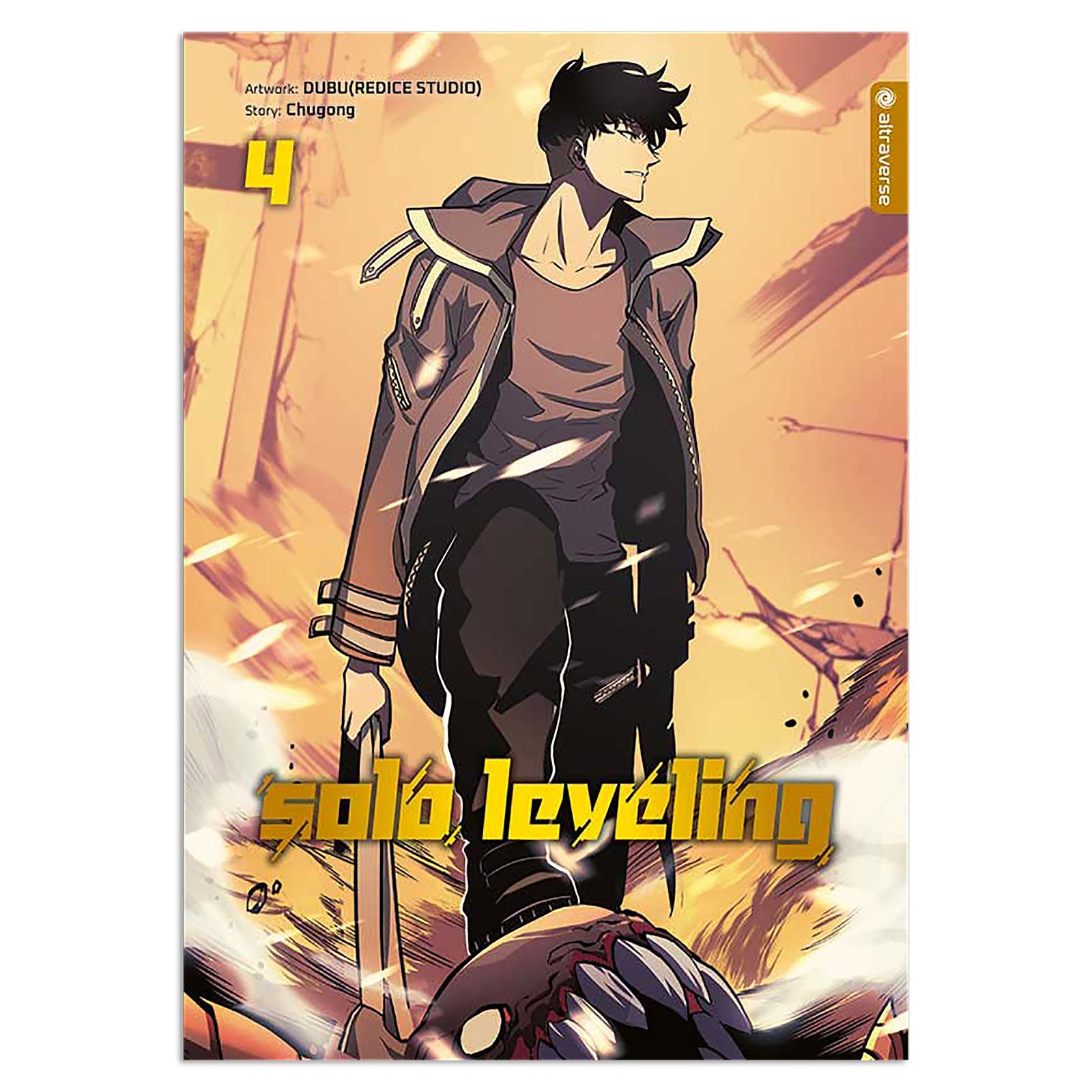 Solo Leveling - Band 4 Taschenbuch
