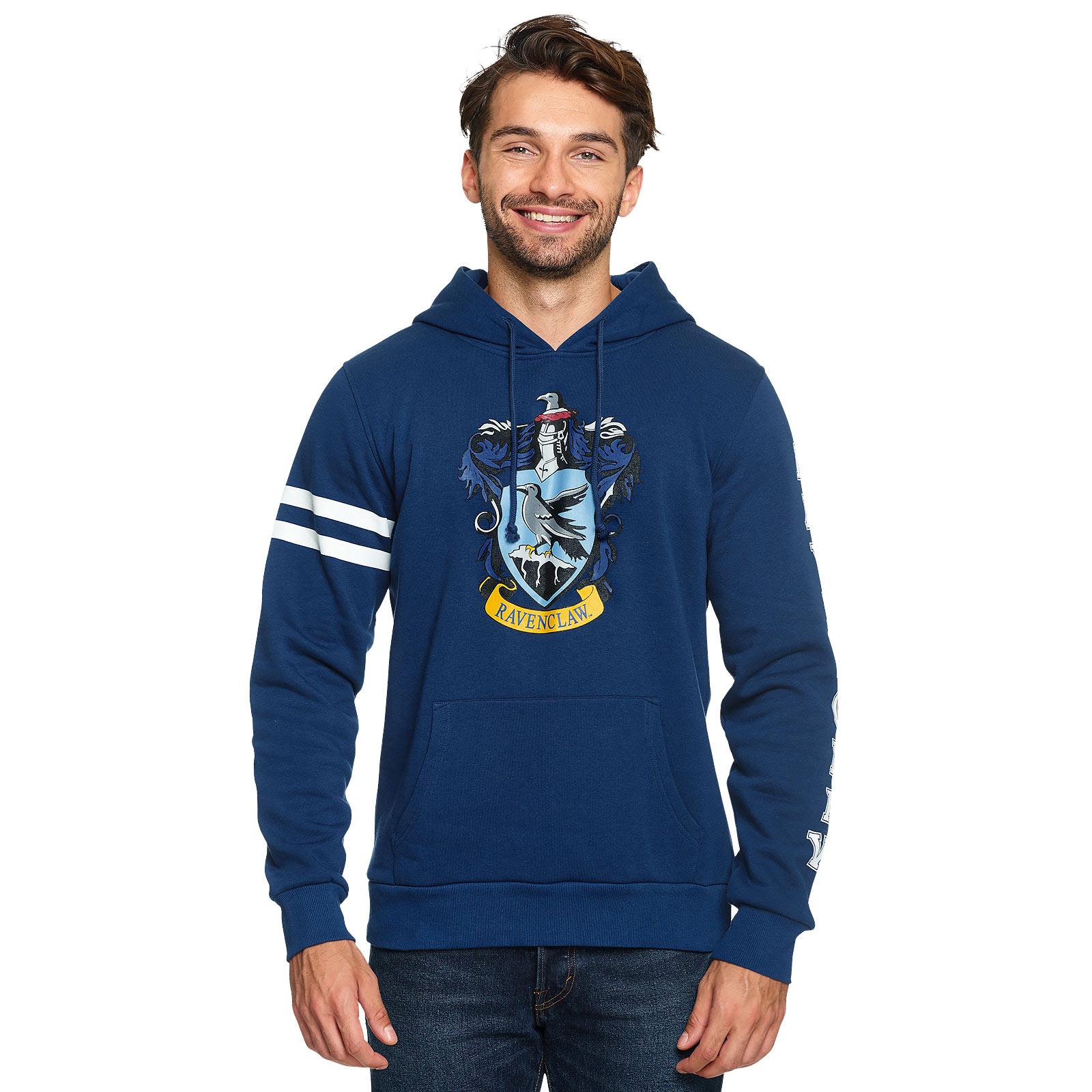 Harry Potter - Ravenclaw Wappen Hoodie