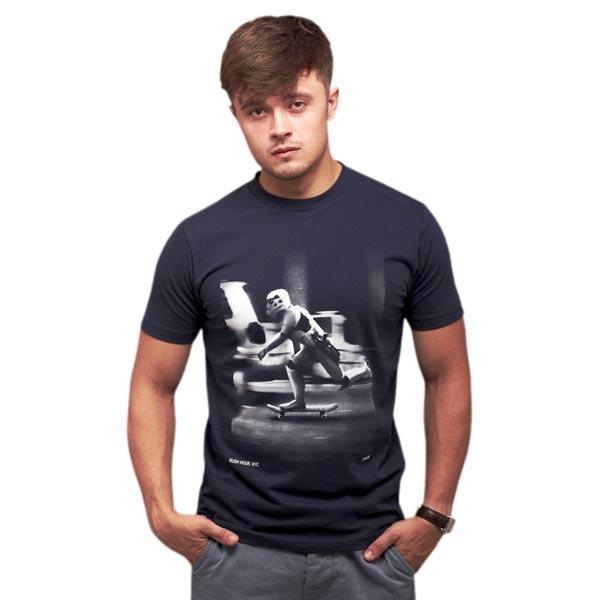 Star Wars - Stormtrooper Rush Hour T-Shirt