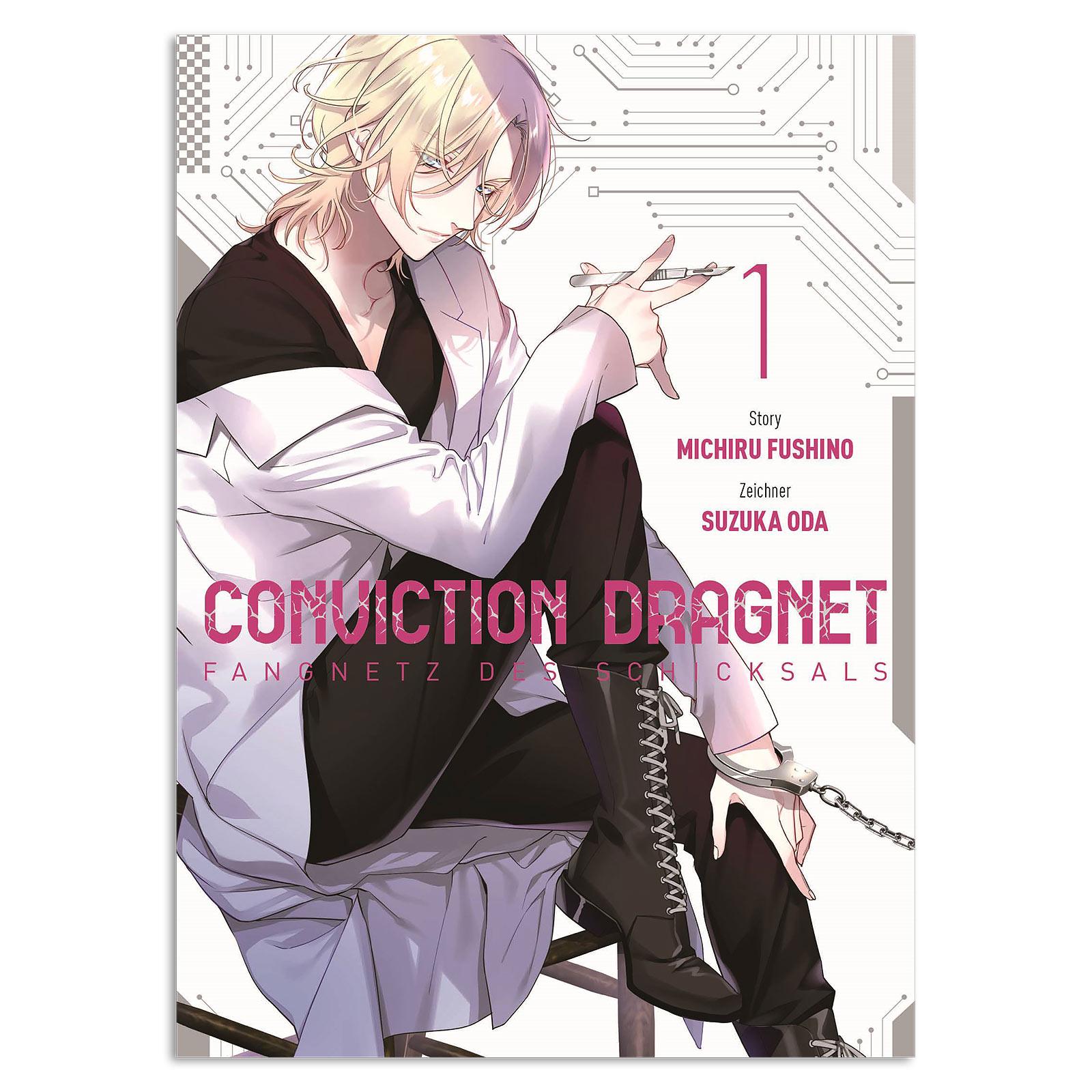 Conviction Dragnet - Fangnetz des Schicksals Band 1 Taschenbuch