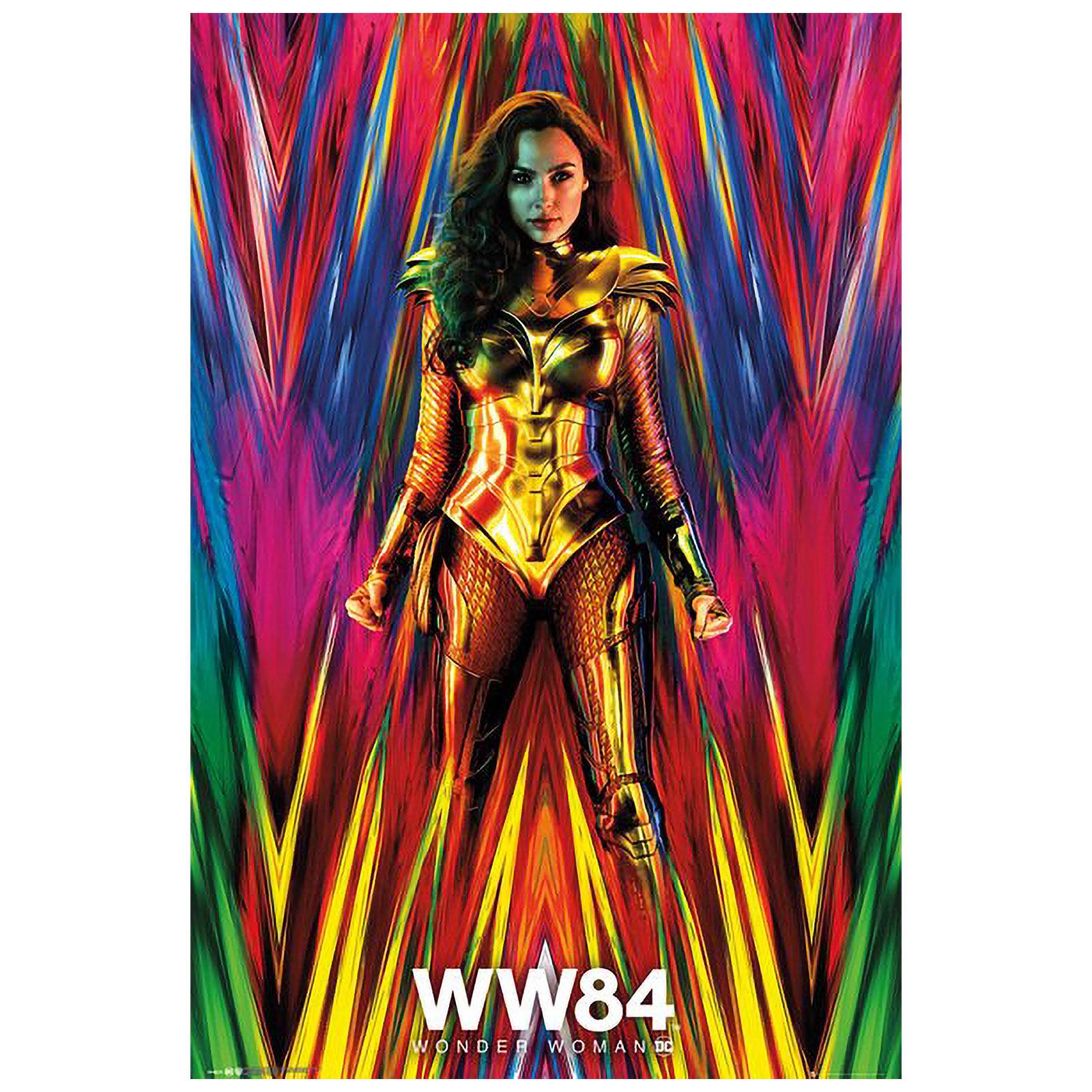 Wonder Woman - 1984 Teaser Maxi Poster