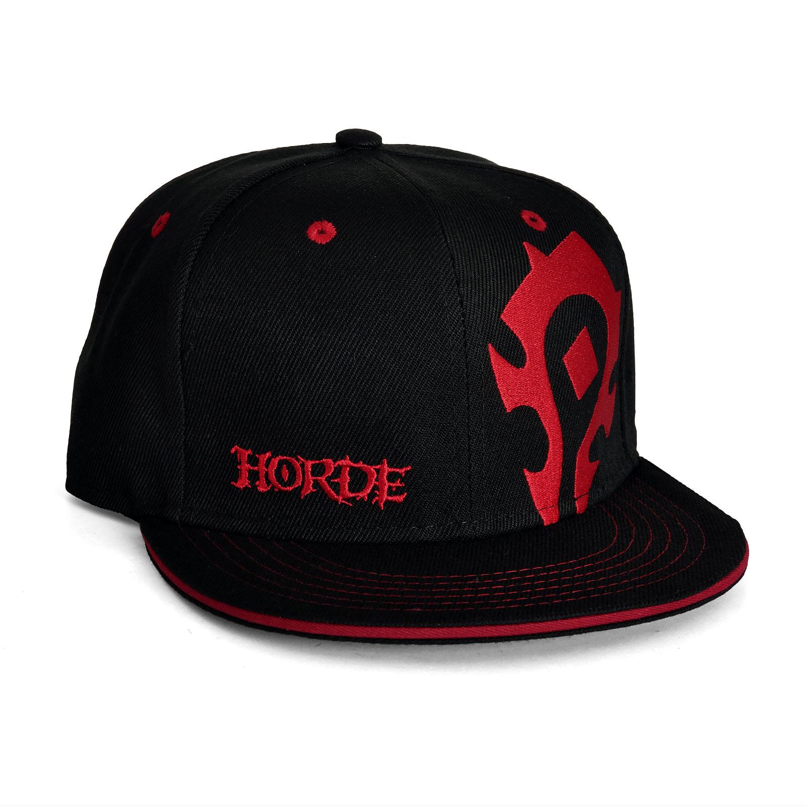 World of Warcraft - Horde Logo Snapback Cap