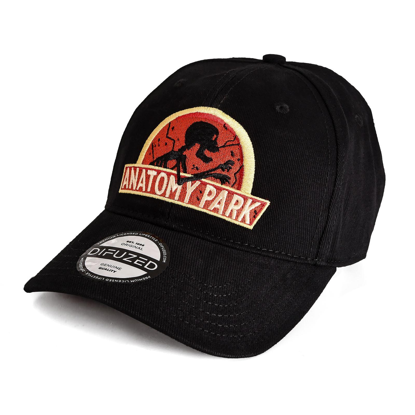 Rick and Morty - Anatomy Park Basecap