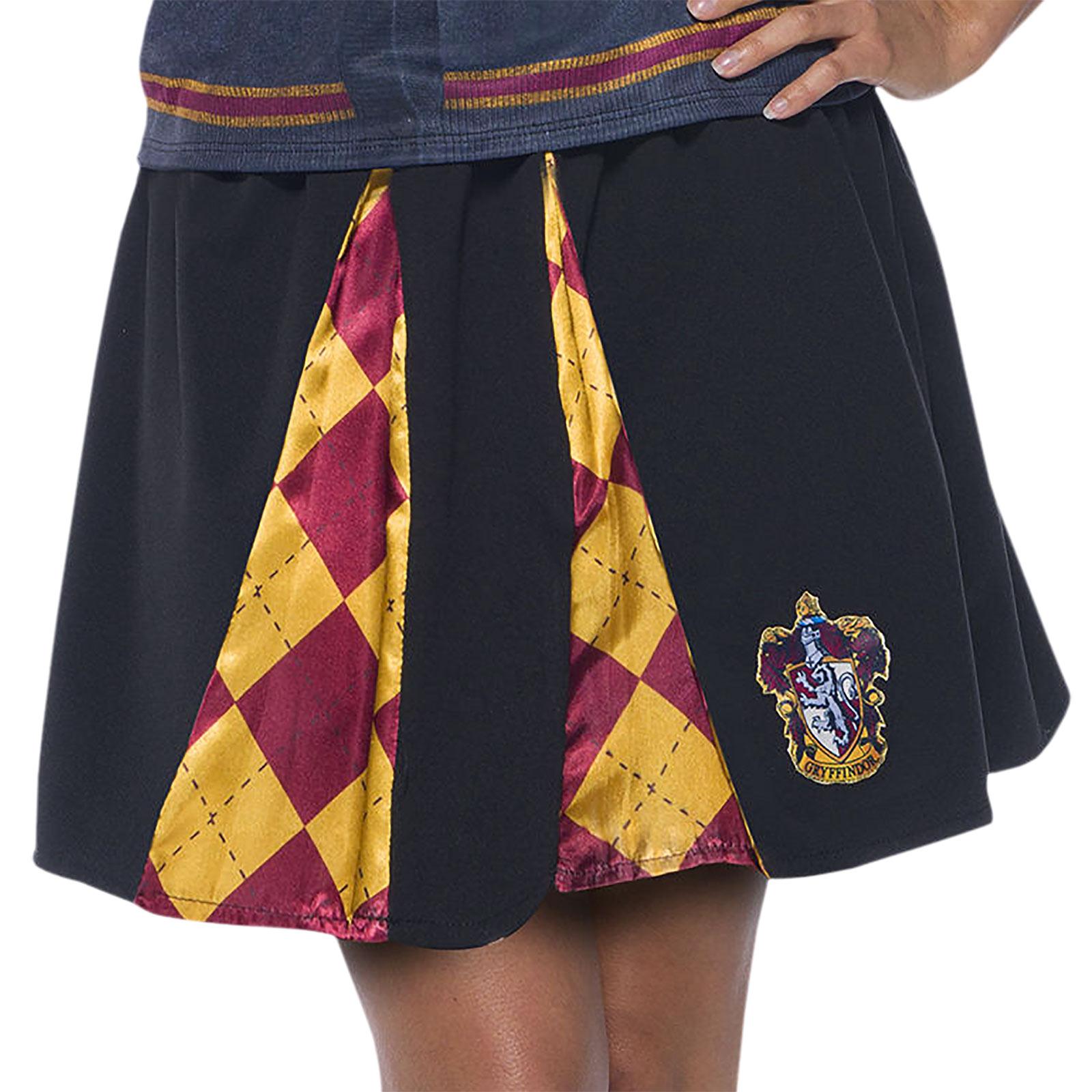 Harry Potter - Gryffindor College Kostüm Rock Damen