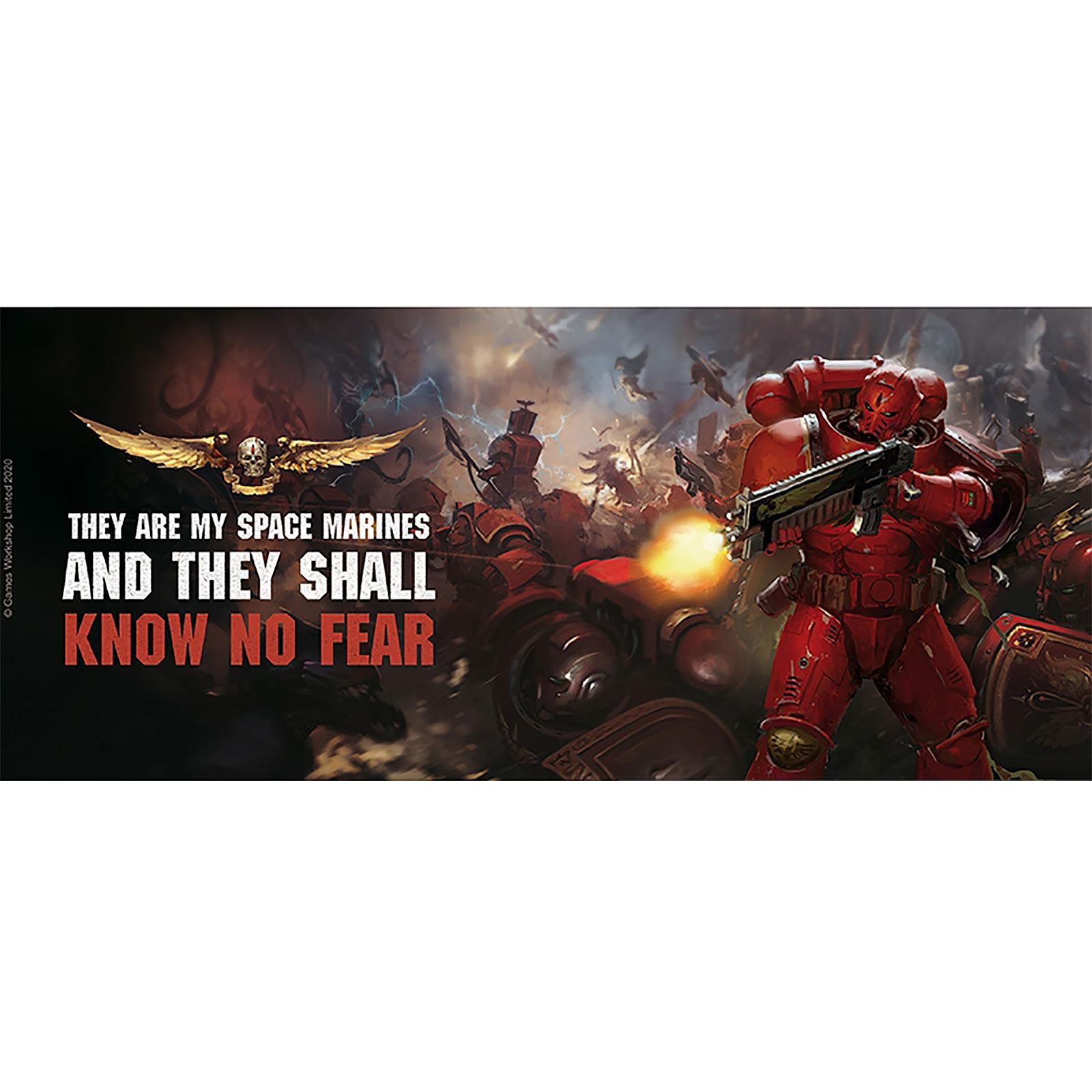 Warhammer 40K - Blood Angels Tasse