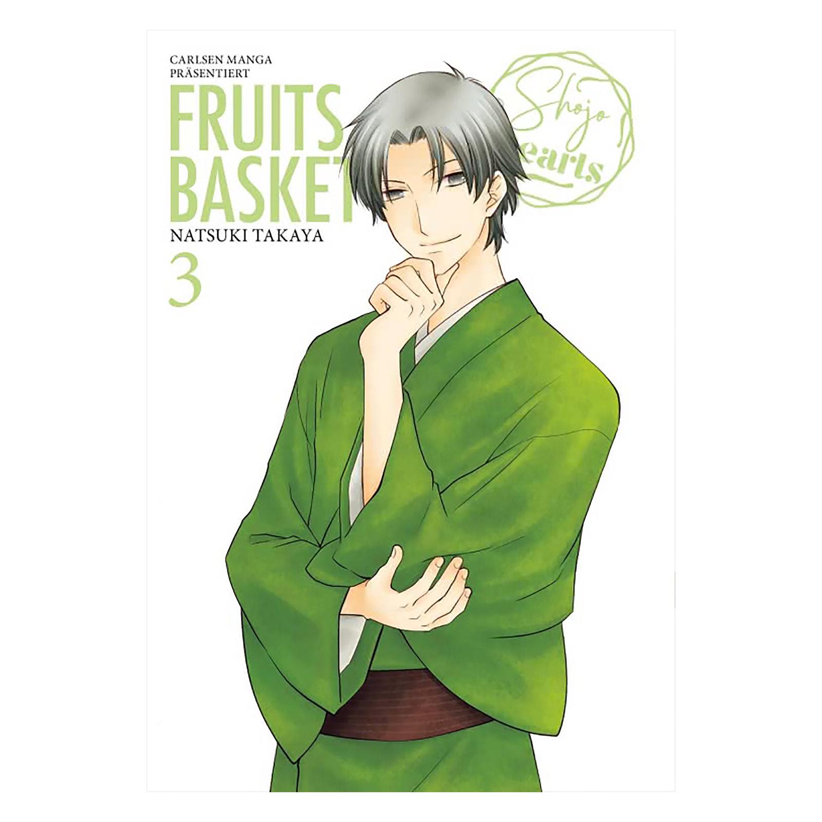 Fruits Basket - Pearls Band 3 Taschenbuch
