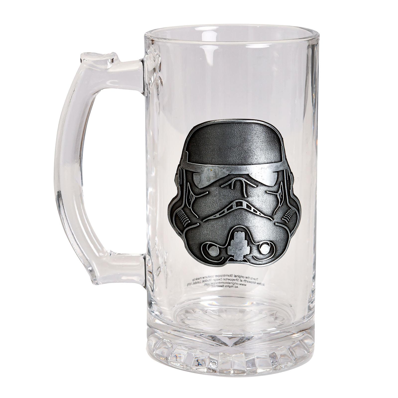 Original Stormtrooper Glaskrug