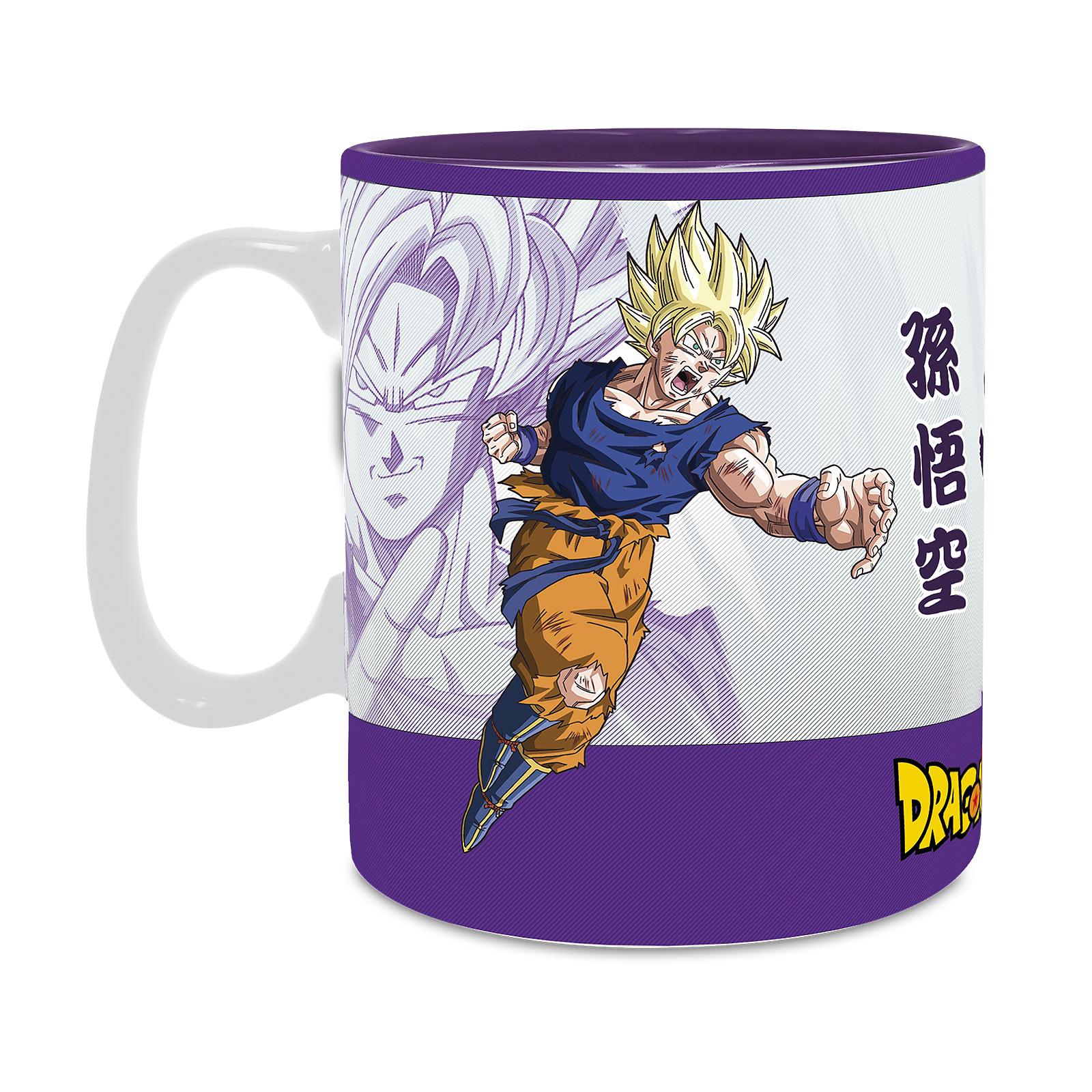 Dragon Ball Z - Goku vs. Freezer Tasse