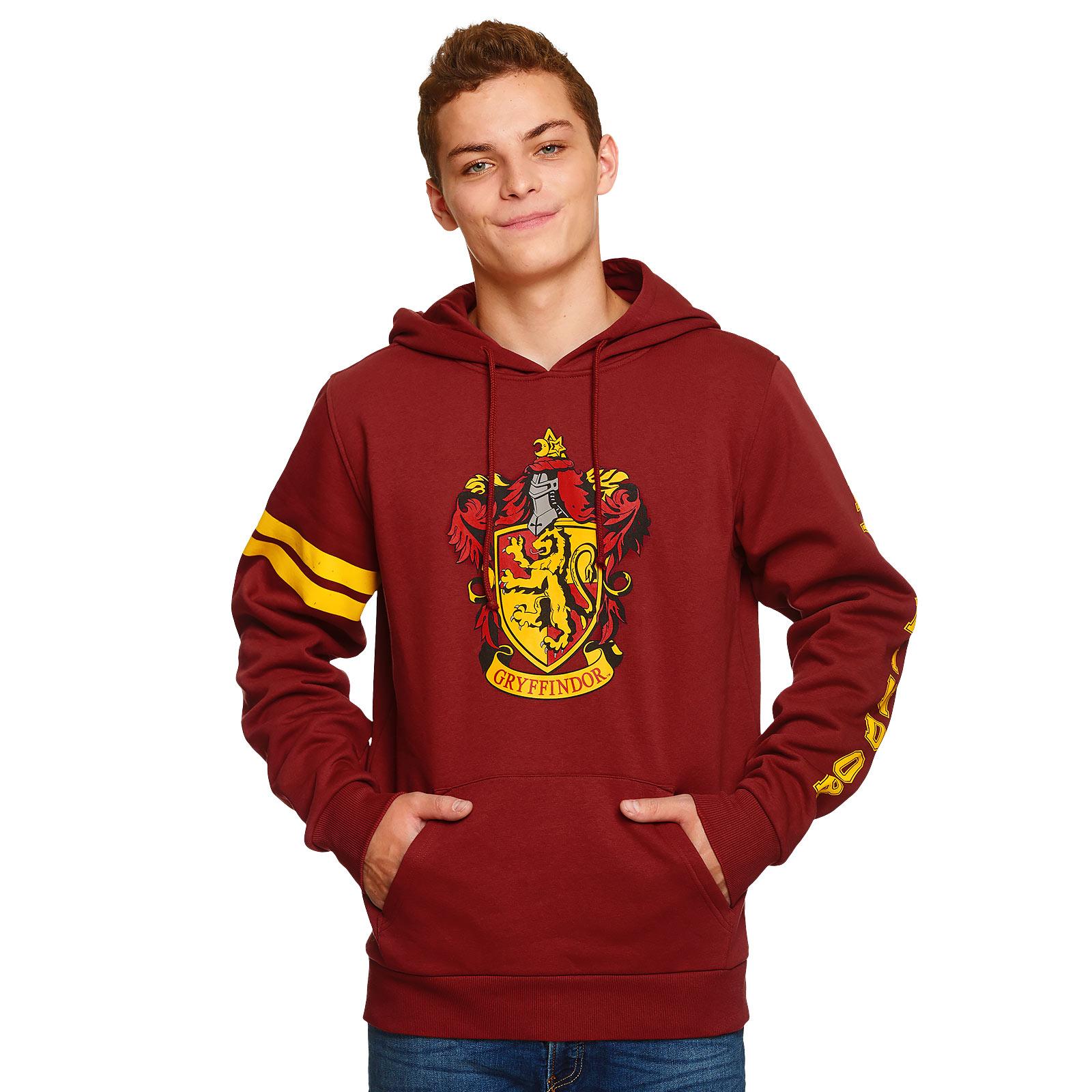 Harry Potter - Gryffindor Wappen Hoodie