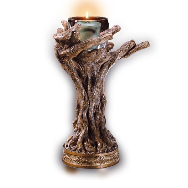 Kerzenhalter Gandalfs Stab
