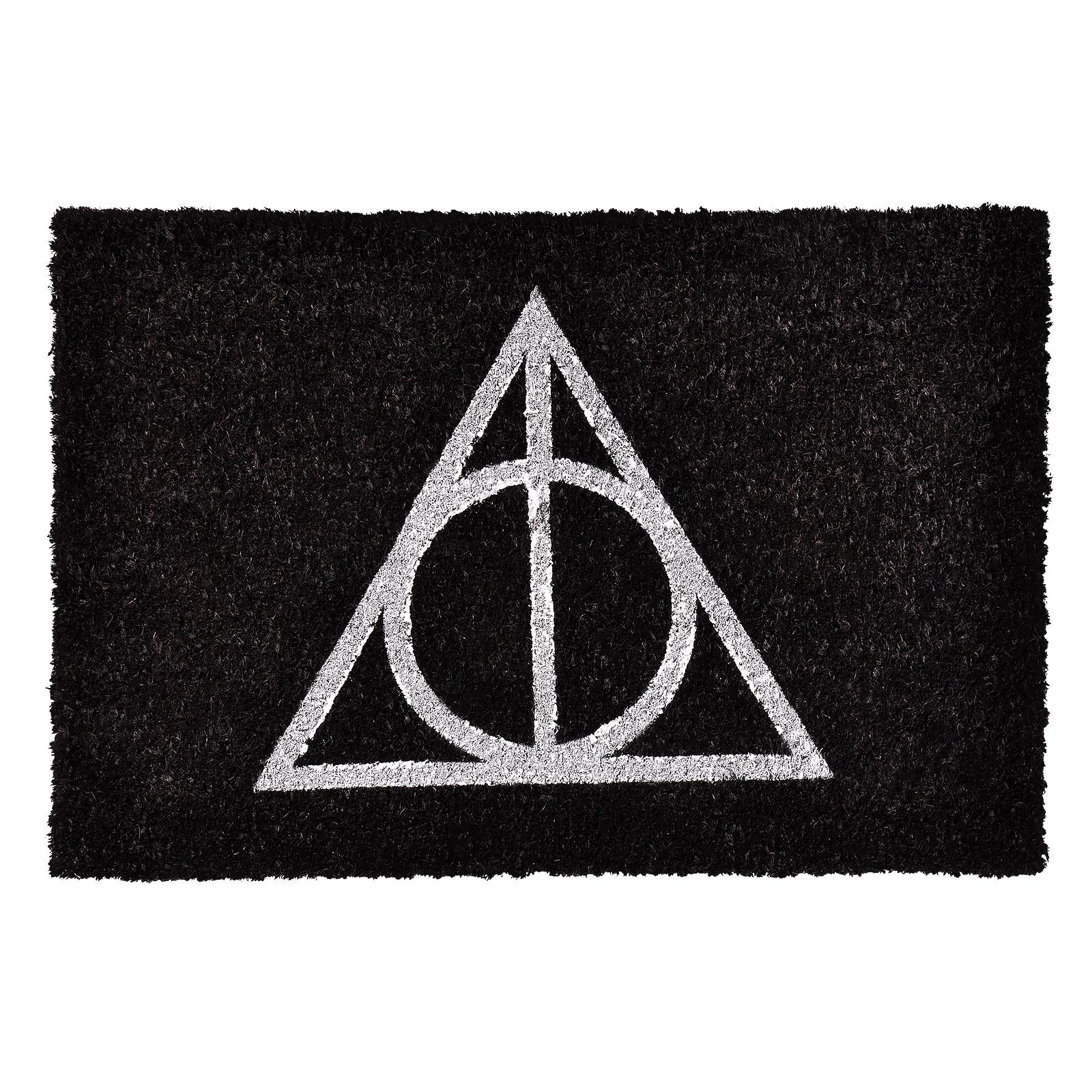 Harry Potter - Heiligtümer des Todes Fußmatte