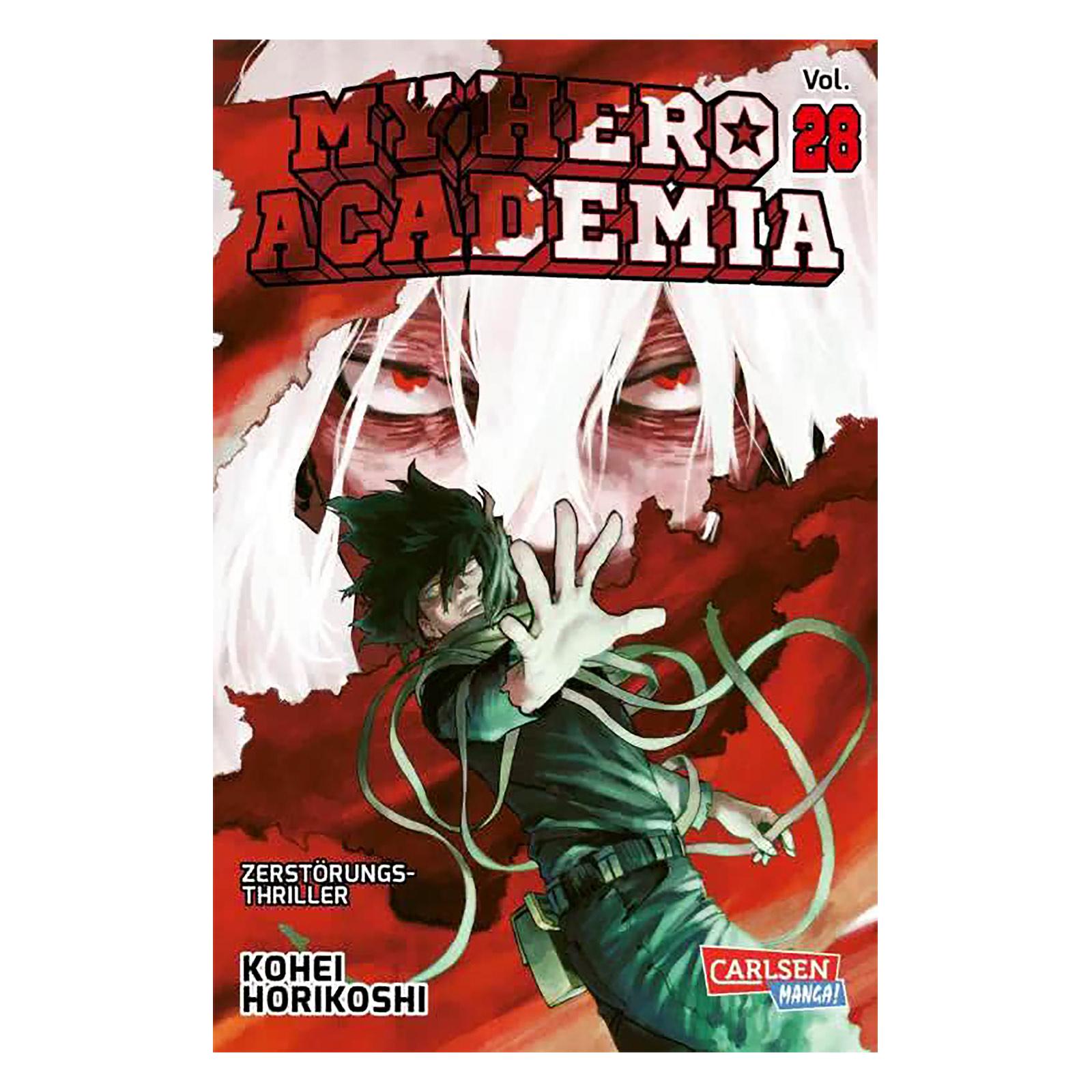 My Hero Academia - Band 28 Taschenbuch