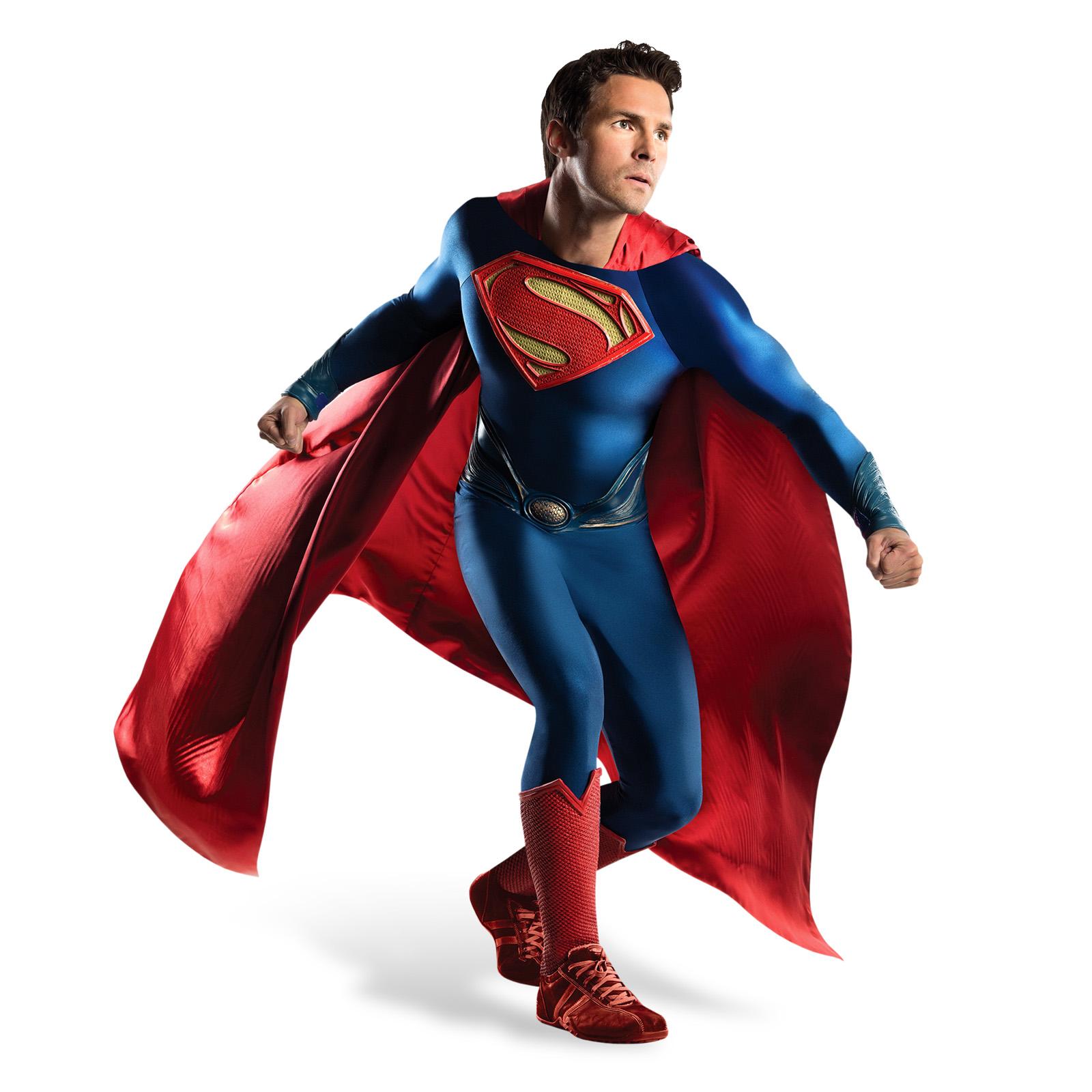 Superman - Deluxe Film Kostüm