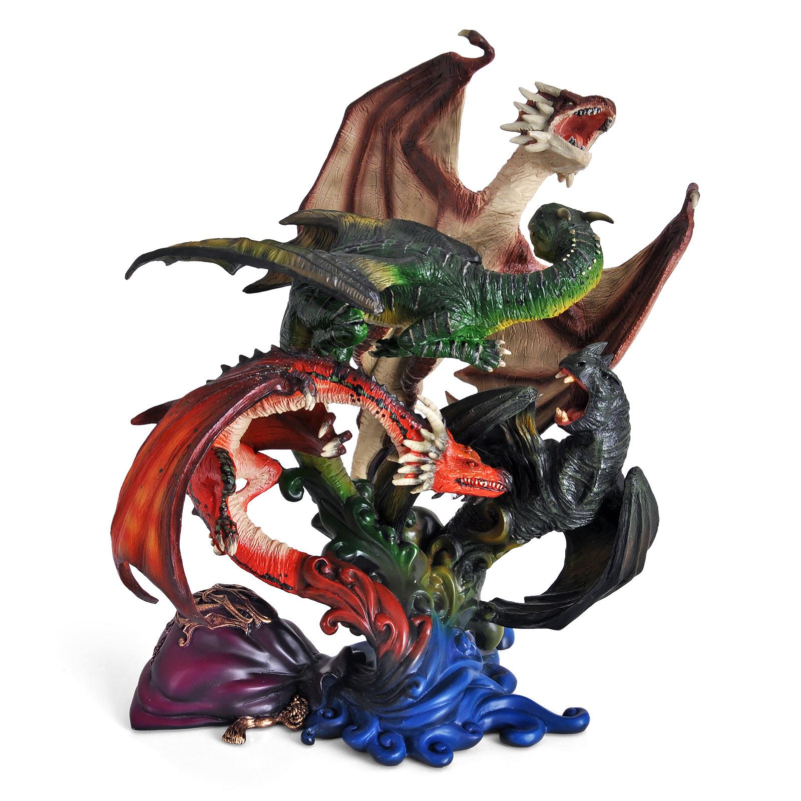 Harry Potter - Trimagische Drachen Skulptur