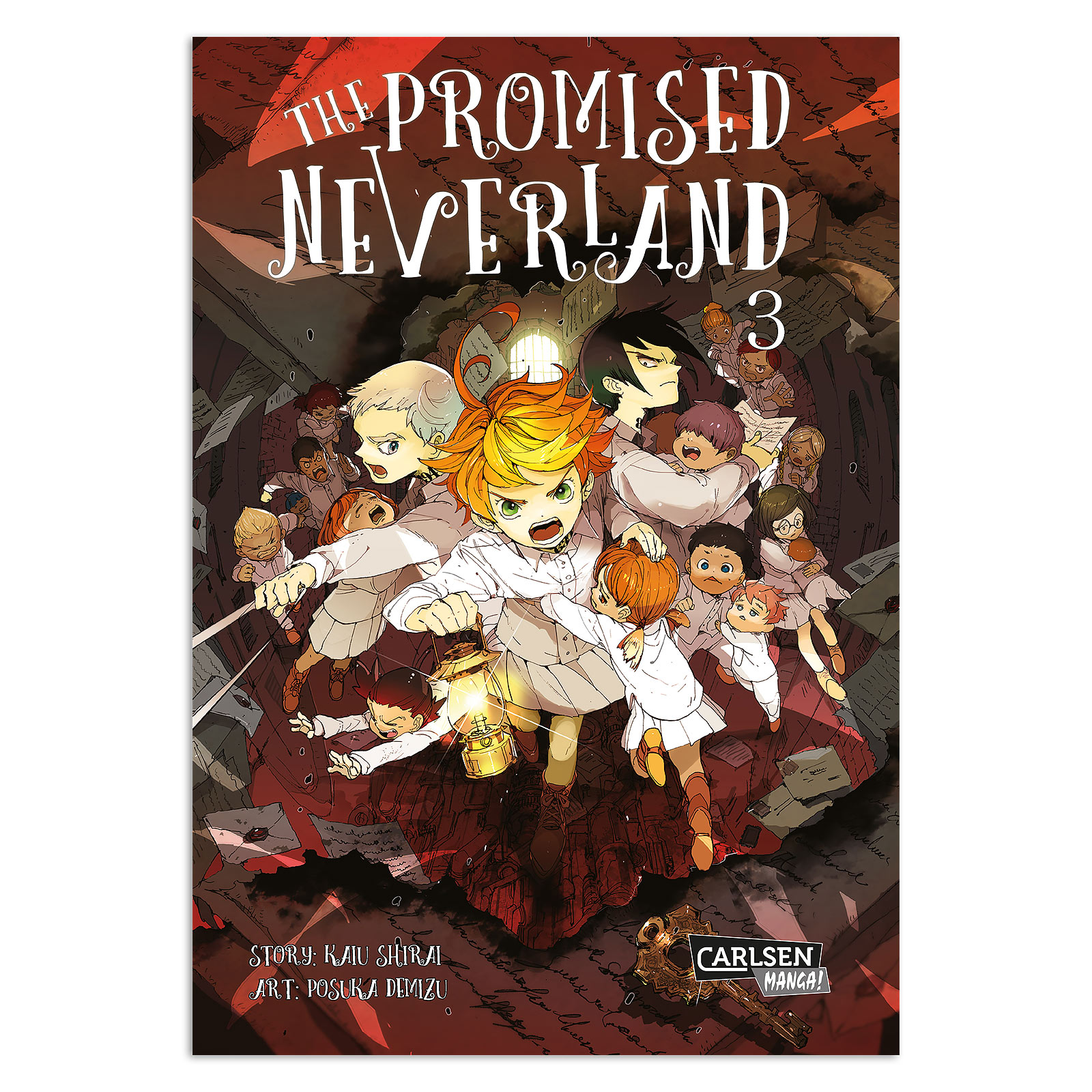 The Promised Neverland - Band 3 Taschenbuch