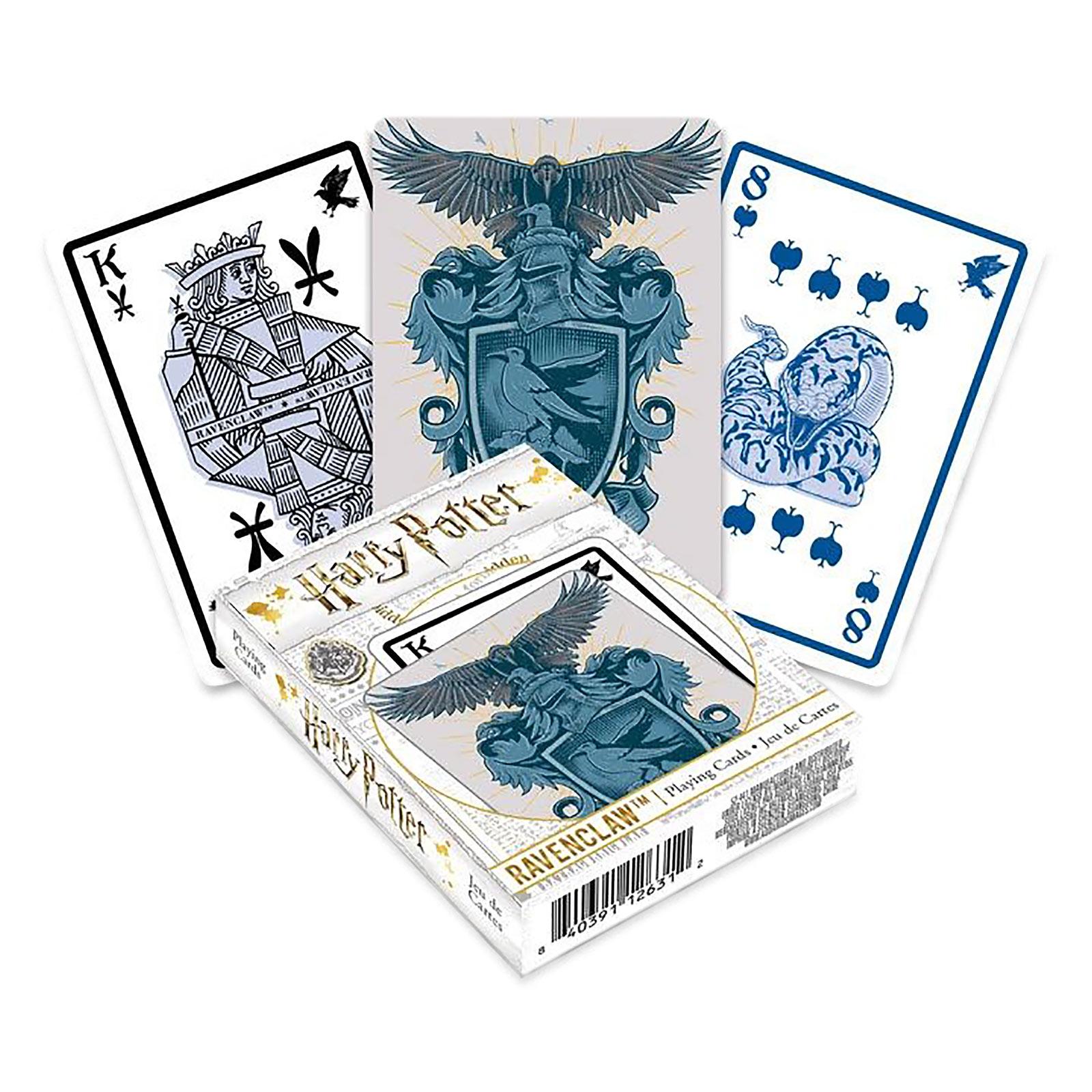 Harry Potter - Ravenclaw Kartenspiel