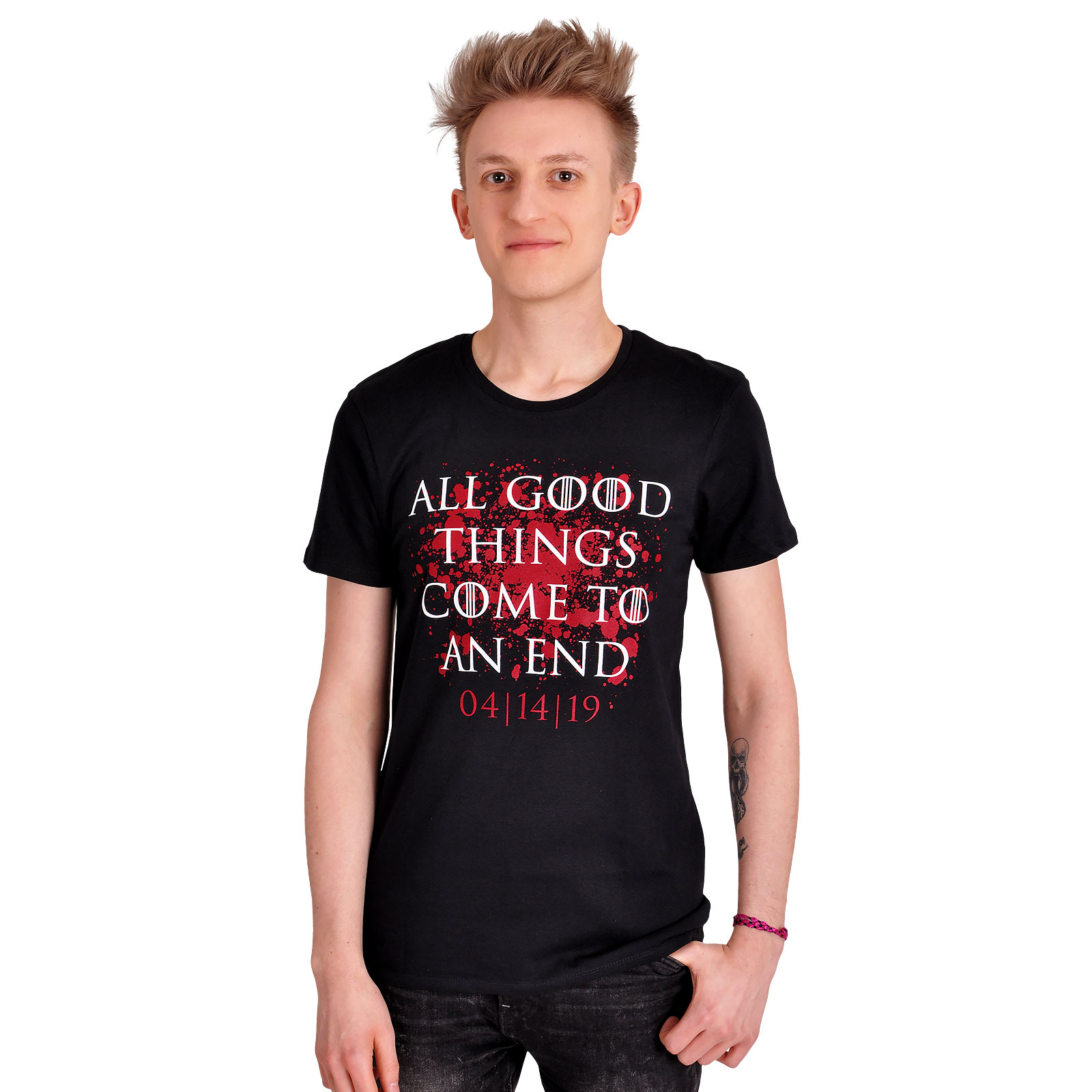 All Good Things Come to an End T-Shirt für Game of Thrones Fans