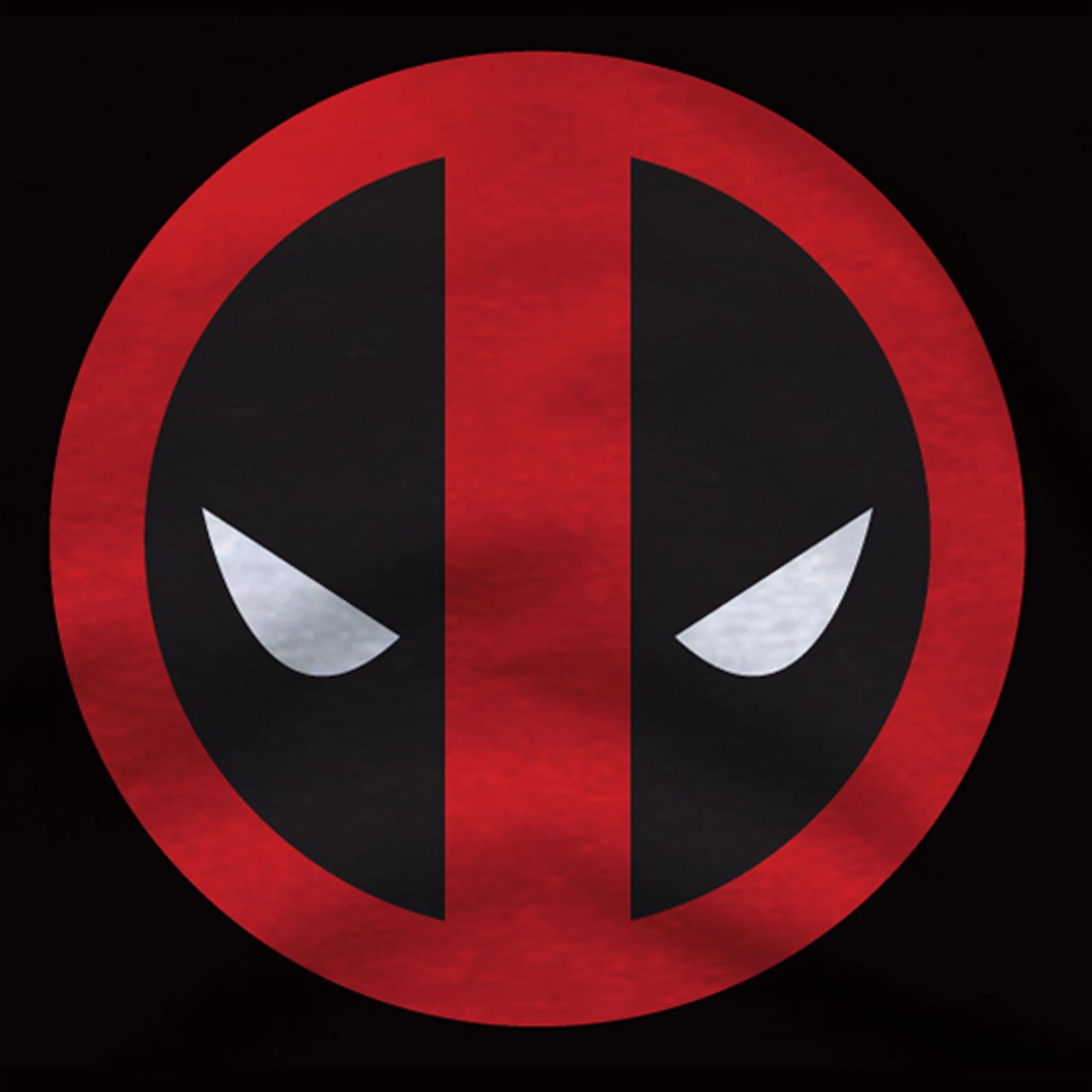 Deadpool - Logo Tank Top schwarz