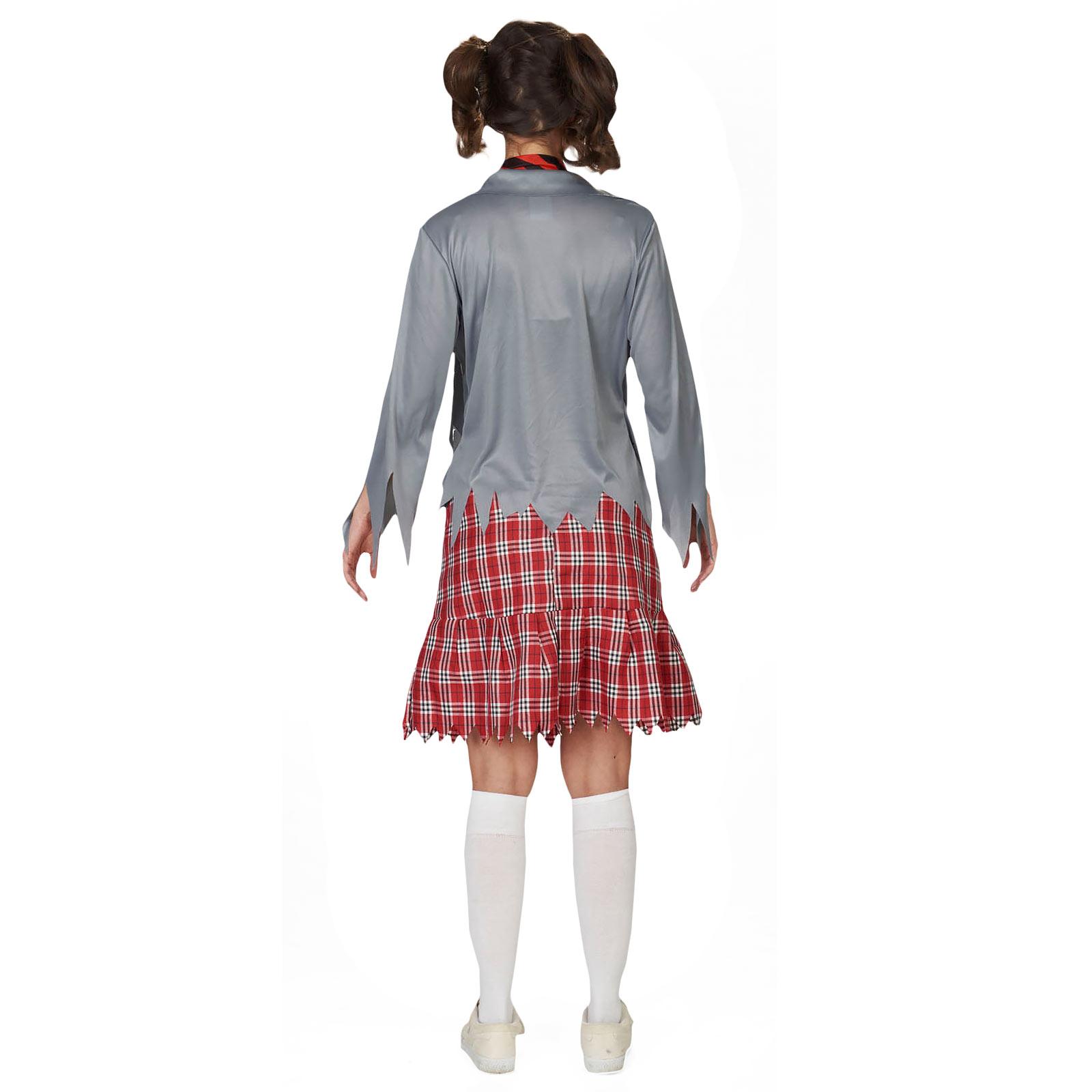 Zombie School Girl - Kostüm Damen