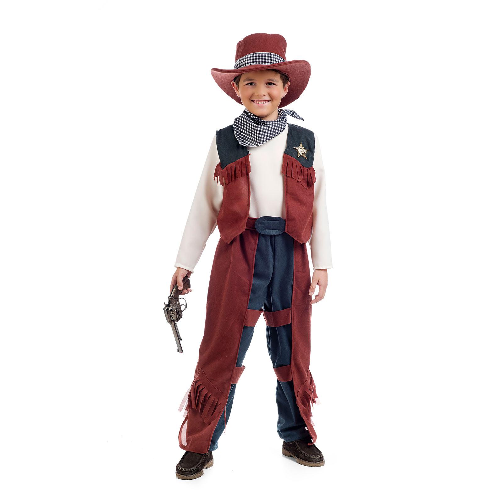 Cowboy Billie - Kinderkostüm