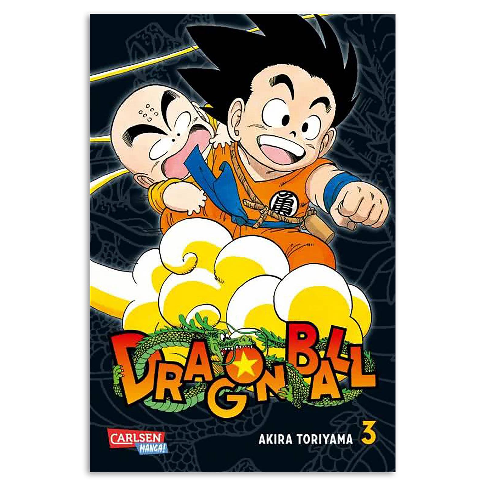 Dragon Ball - Sammelband 3 Taschenbuch
