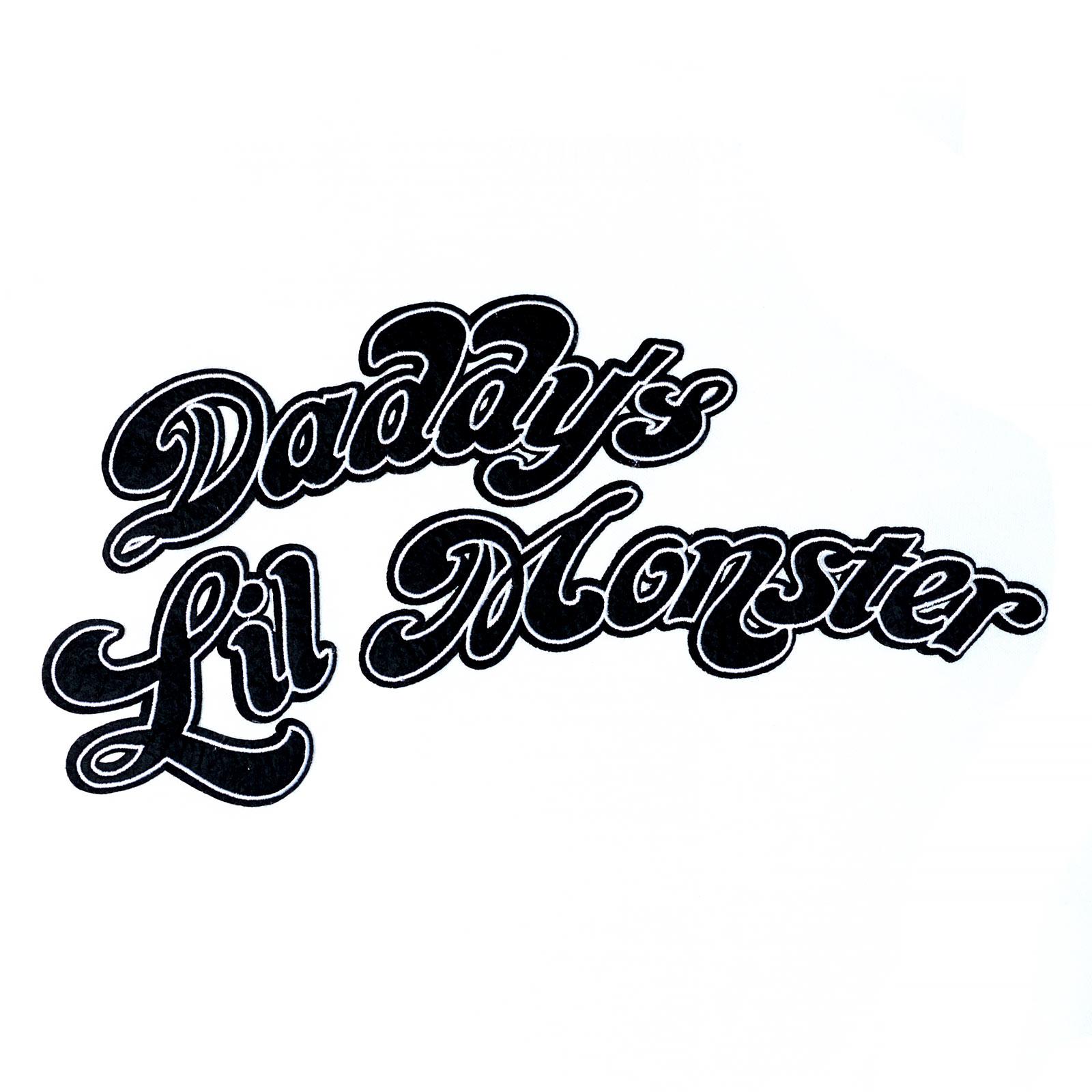 Suicide Squad - Daddys Lil Monster Strick Pullover Damen