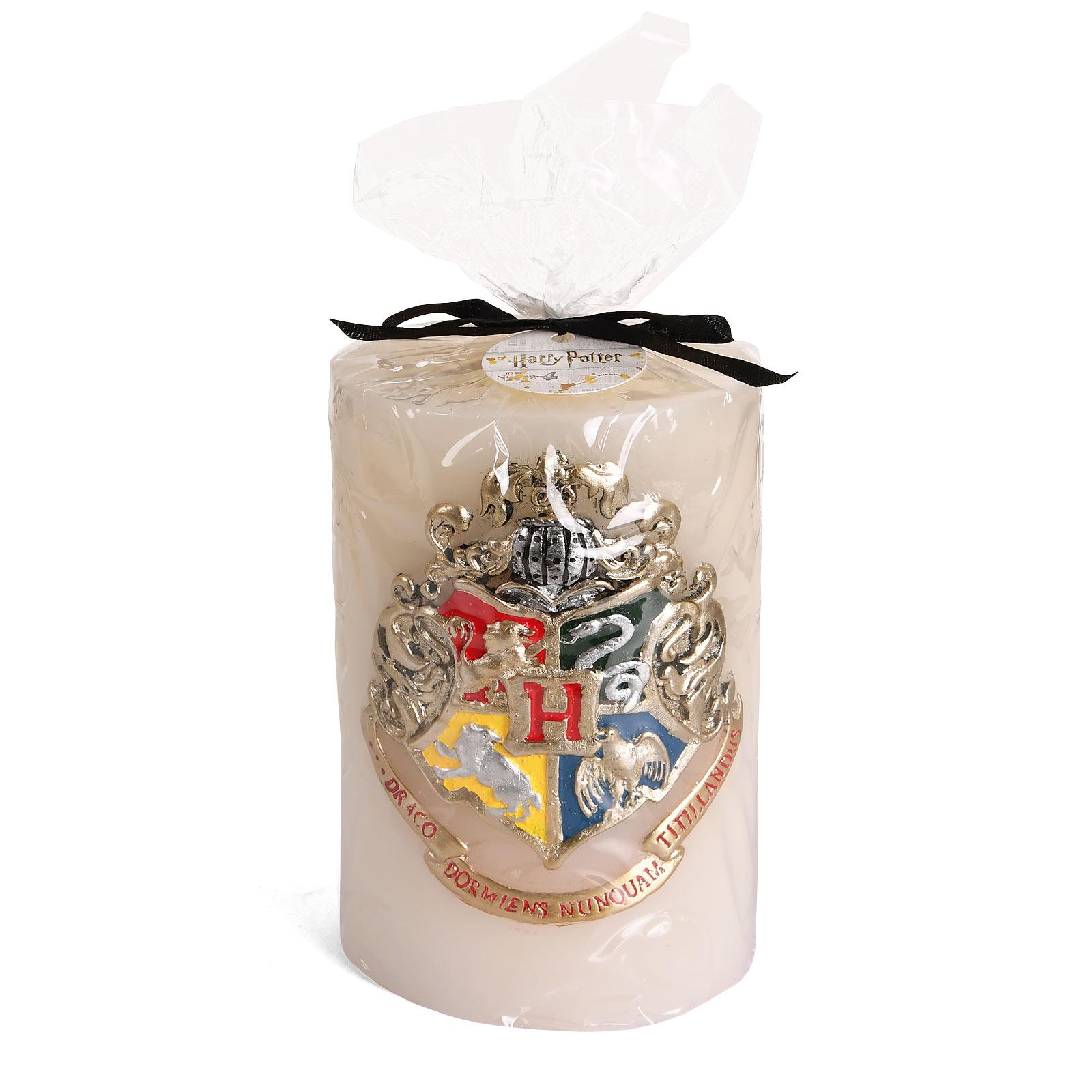 Harry Potter - Hogwarts Wappen XL Kerze
