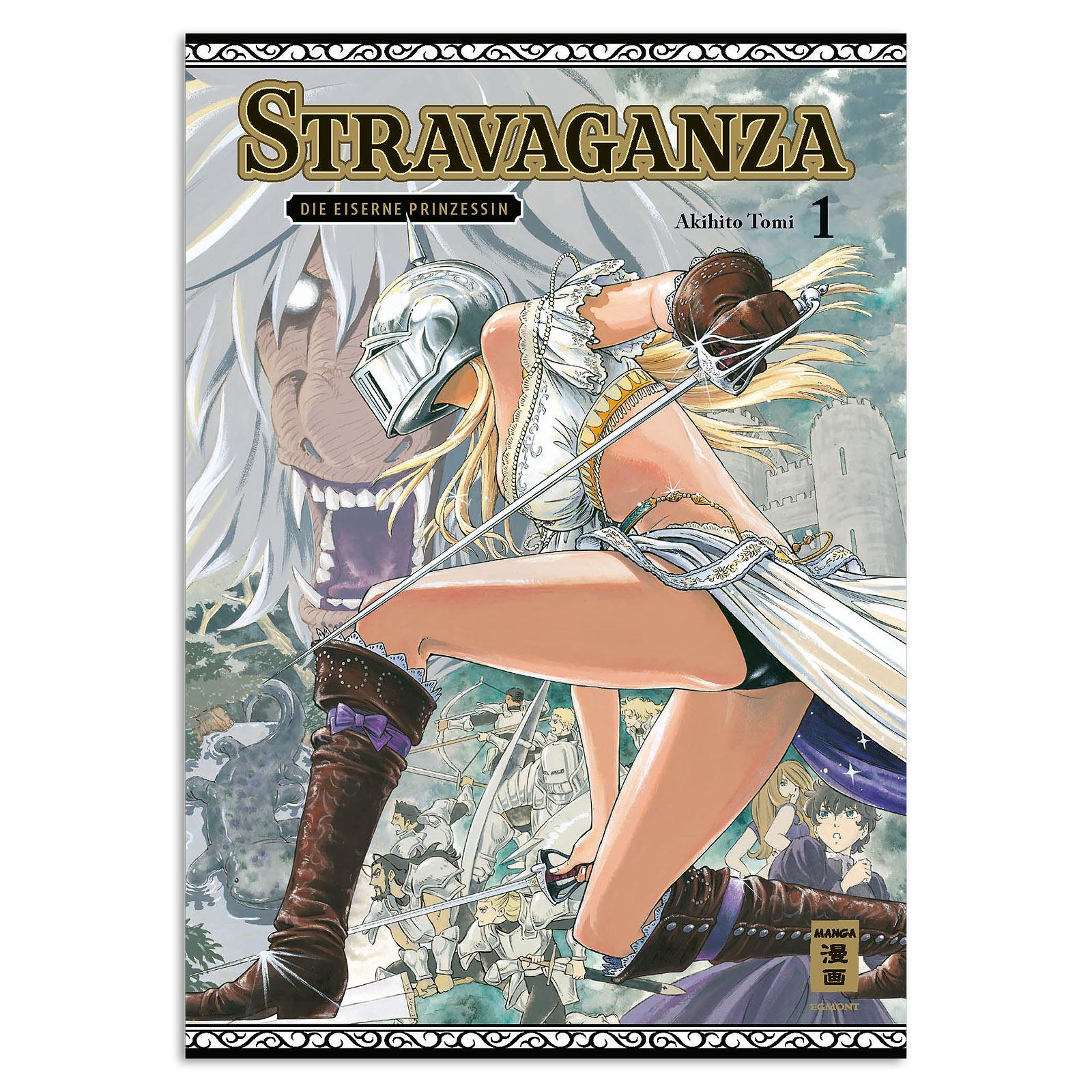 Stravaganza - Band 1 Taschenbuch