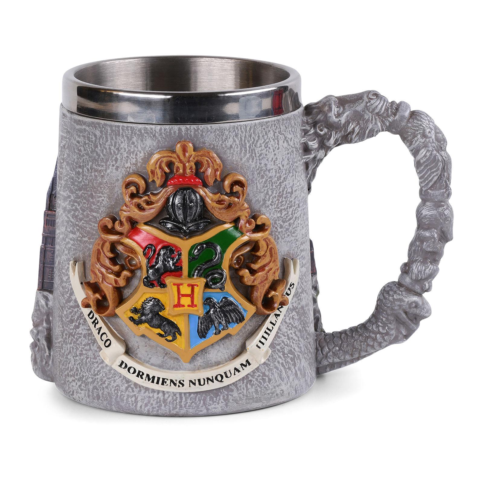 Harry Potter - Schloss Hogwarts Krug
