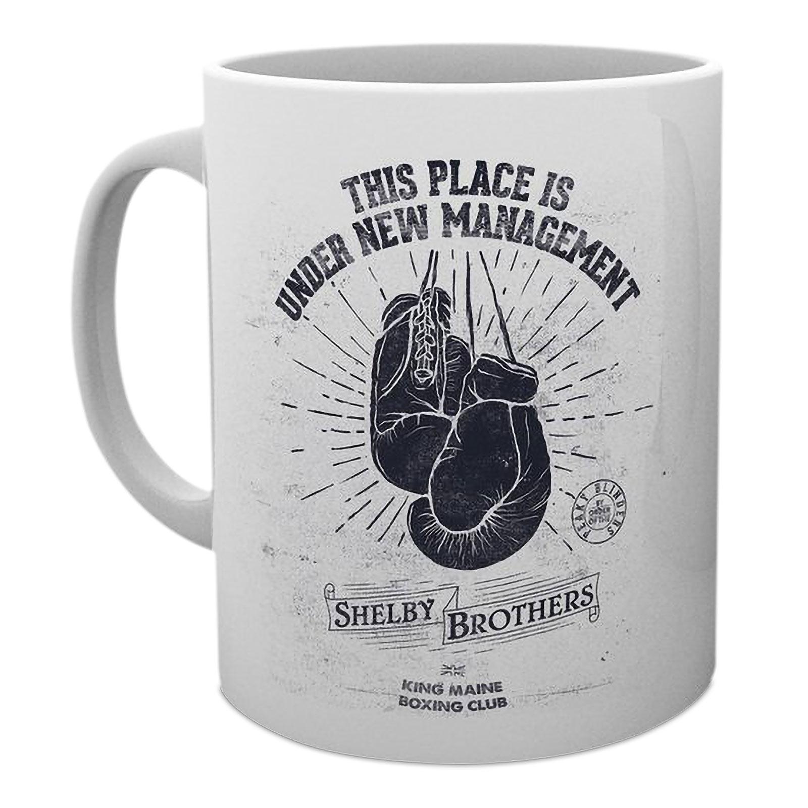 Peaky Blinders - Boxing Club Tasse