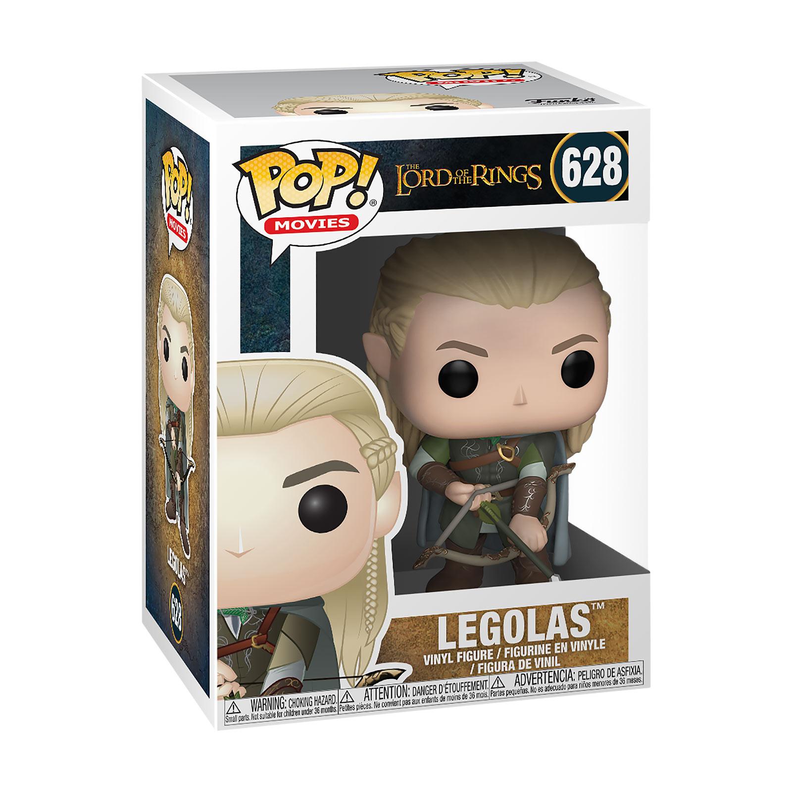 Herr der Ringe - Legolas Funko Pop Figur