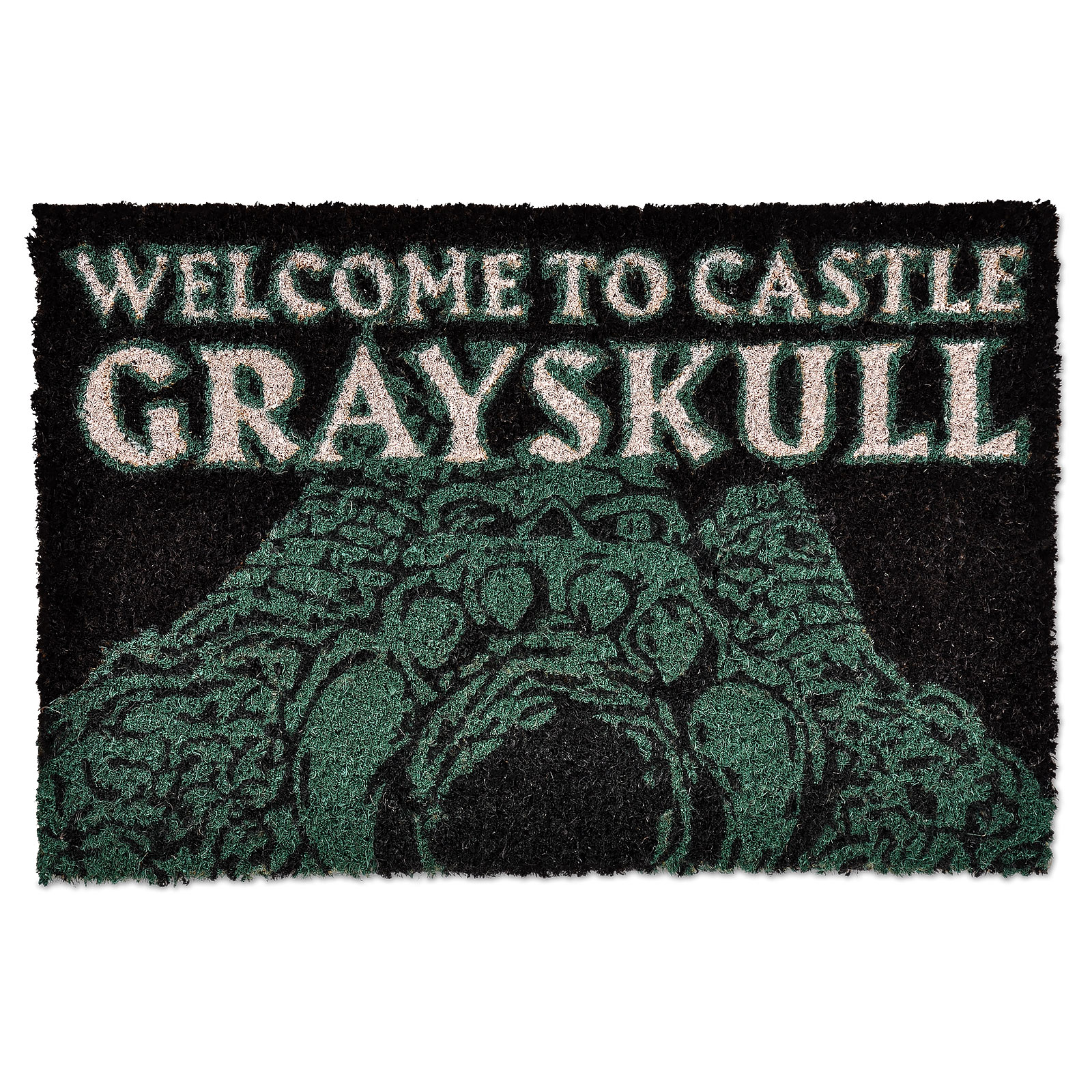 Masters of the Universe - Grayskull Fußmatte