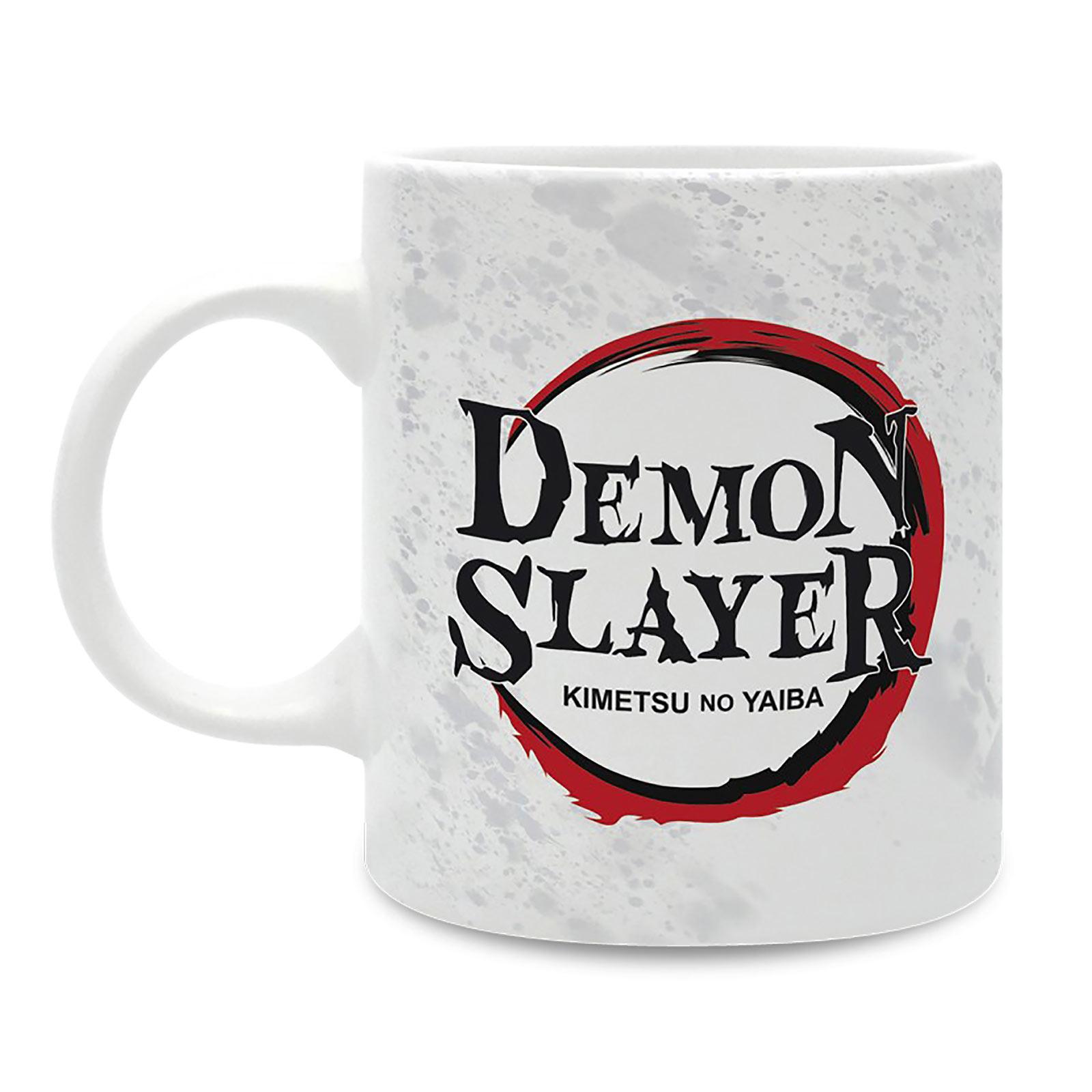 Demon Slayer - Tanjiro & Nezuko Tasse
