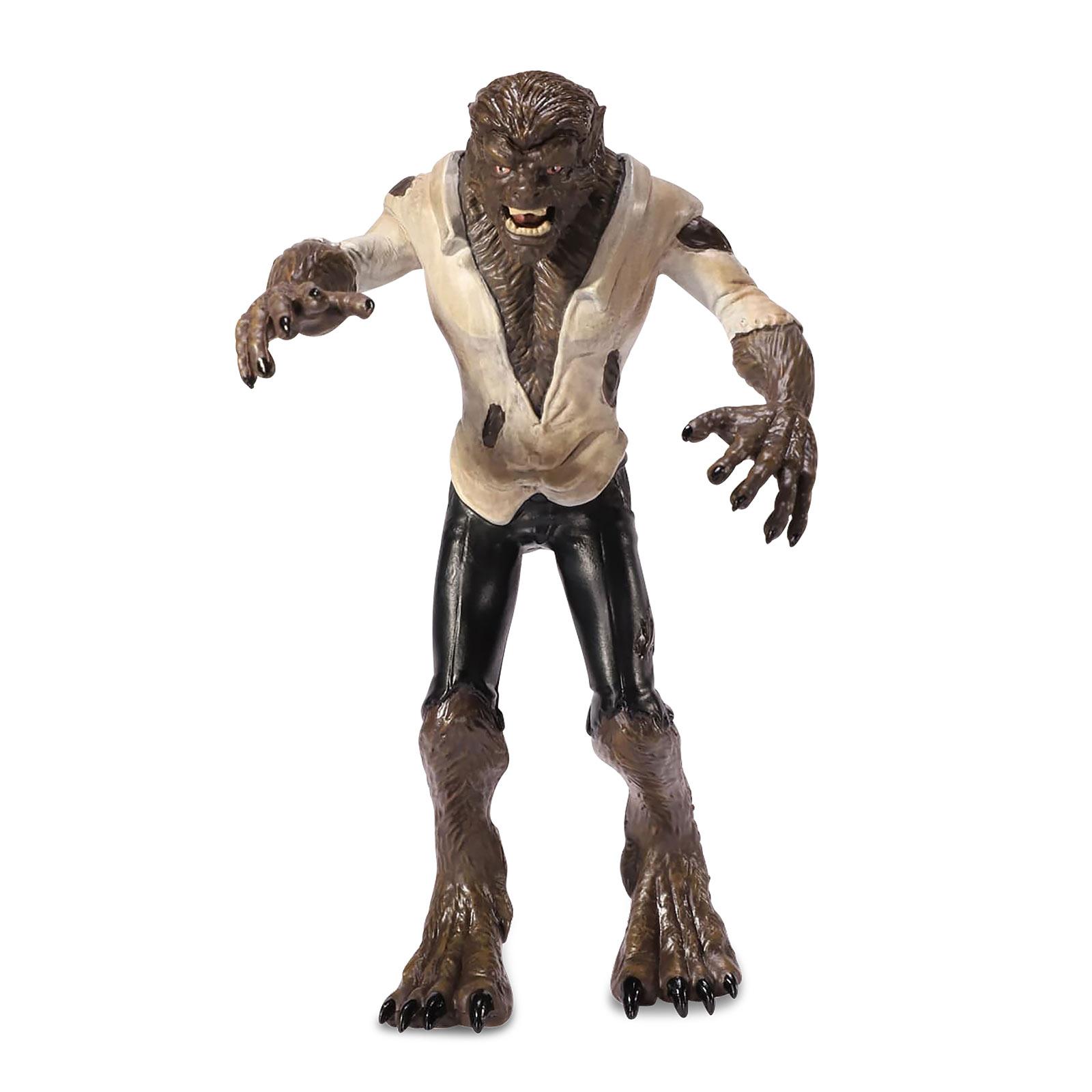 Universal Monsters - Wolfman Bendyfigs Mini Figur 13 cm