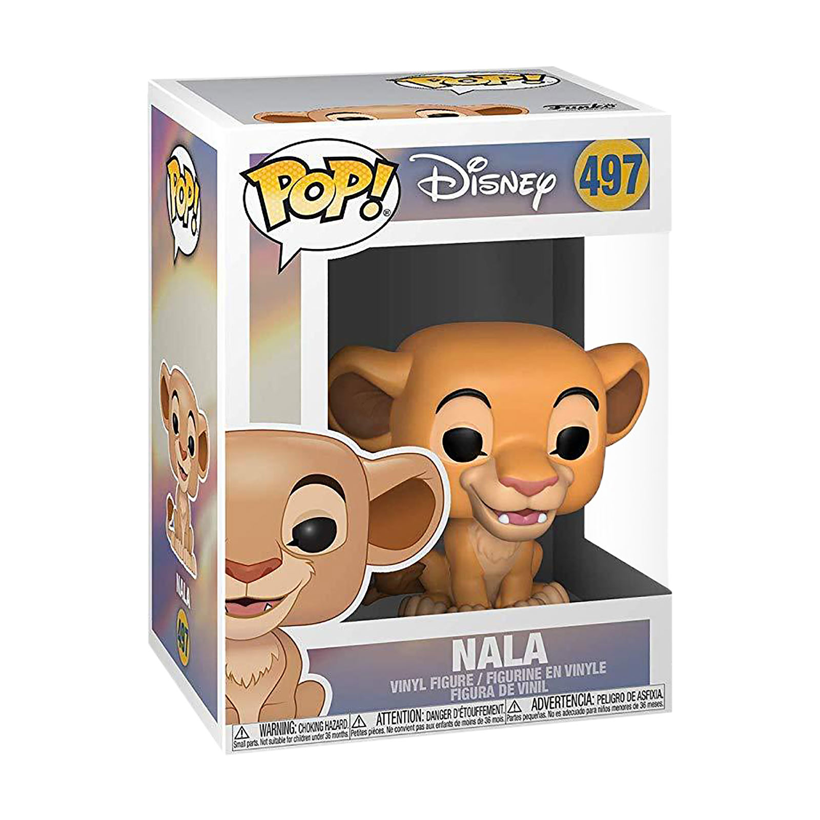 König der Löwen - Nala Funko Pop Figur