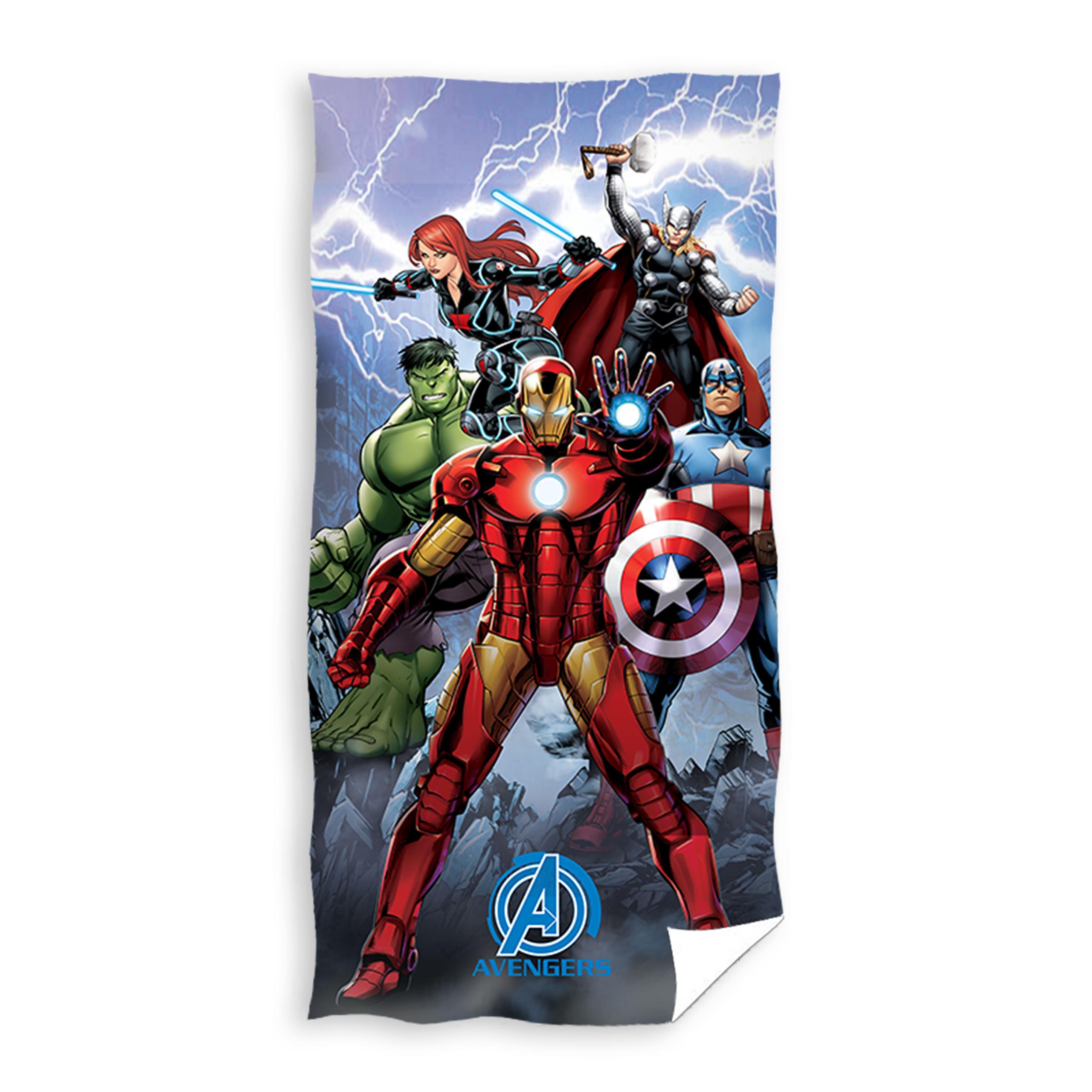 Avengers - Super Heroes Badetuch