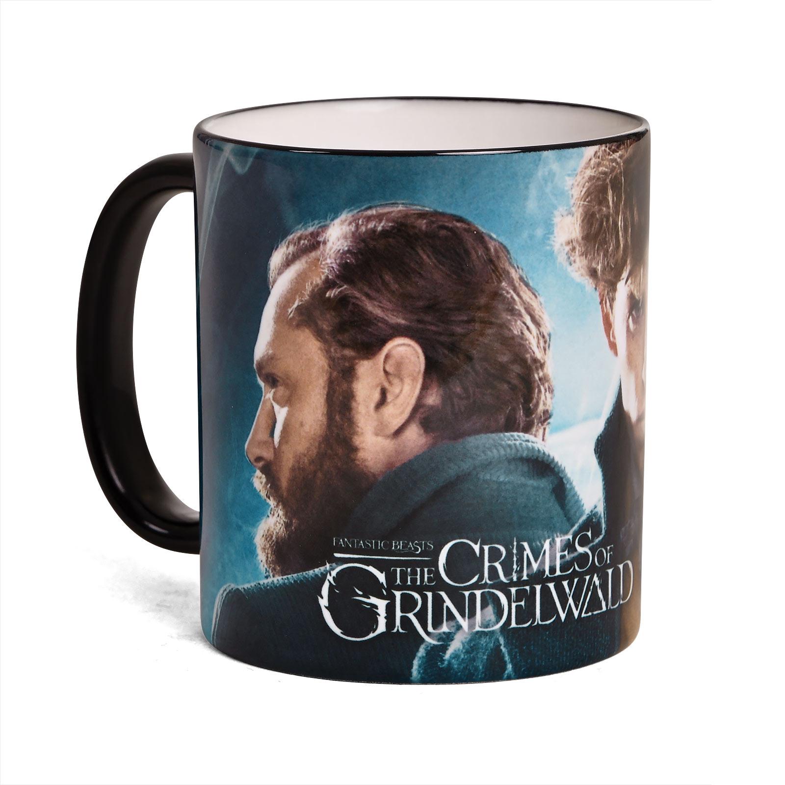 Newt & Dumbledore - Phantastische Tierwesen Tasse