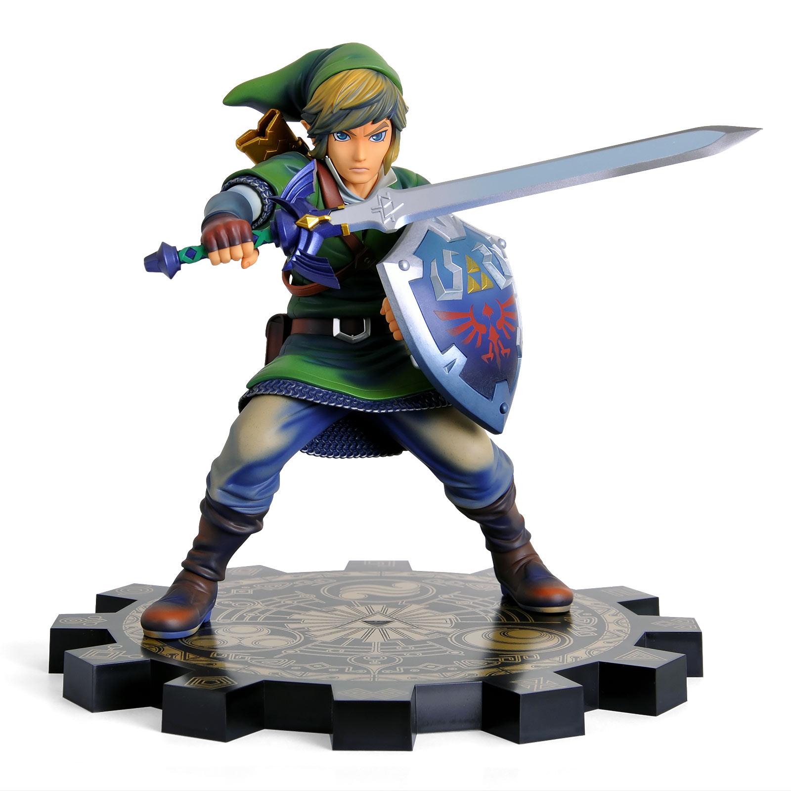 Zelda - Link Skyward Sword Deluxe Statue 20 cm